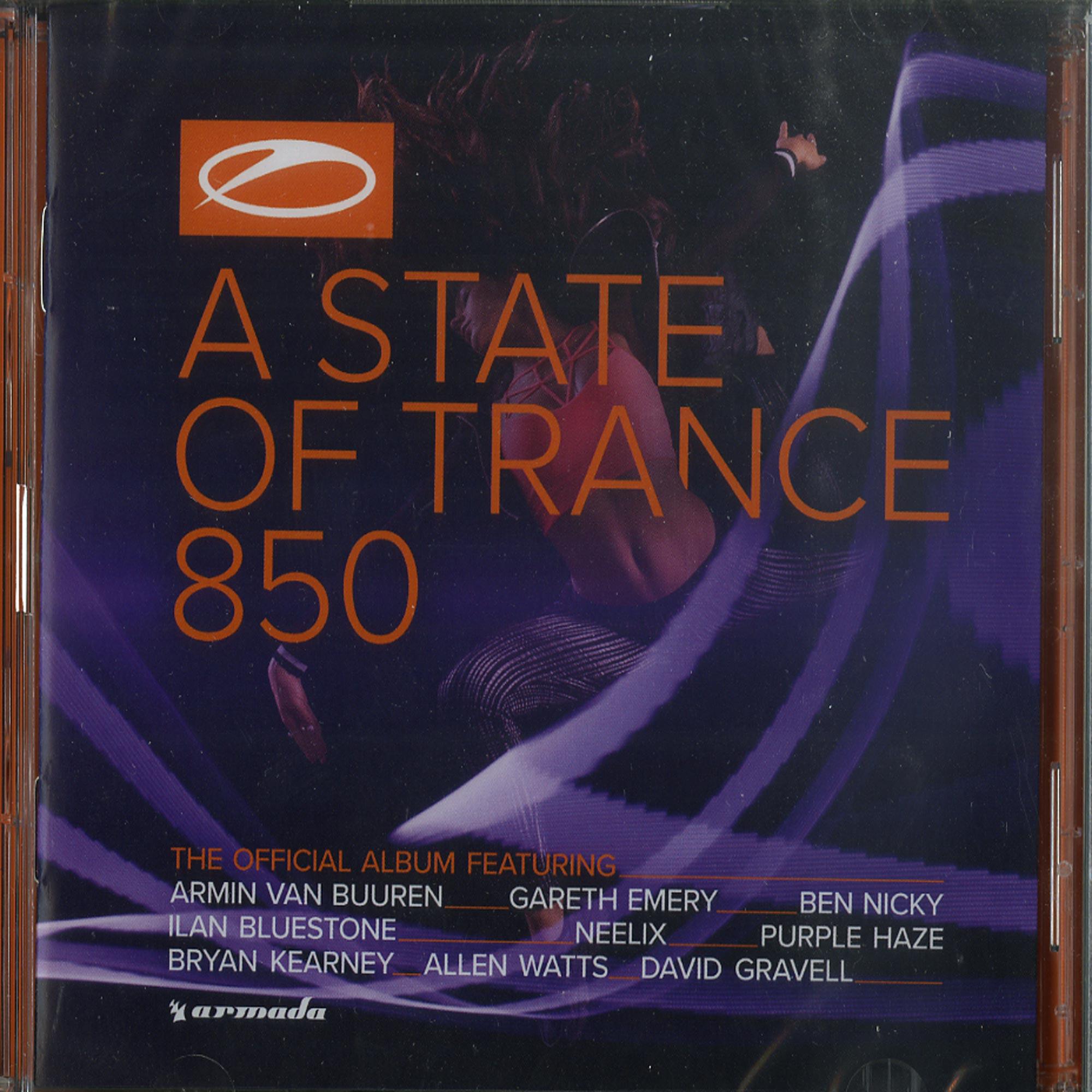Armin Van Buuren & Friends - A STATE OF TRANCE 850