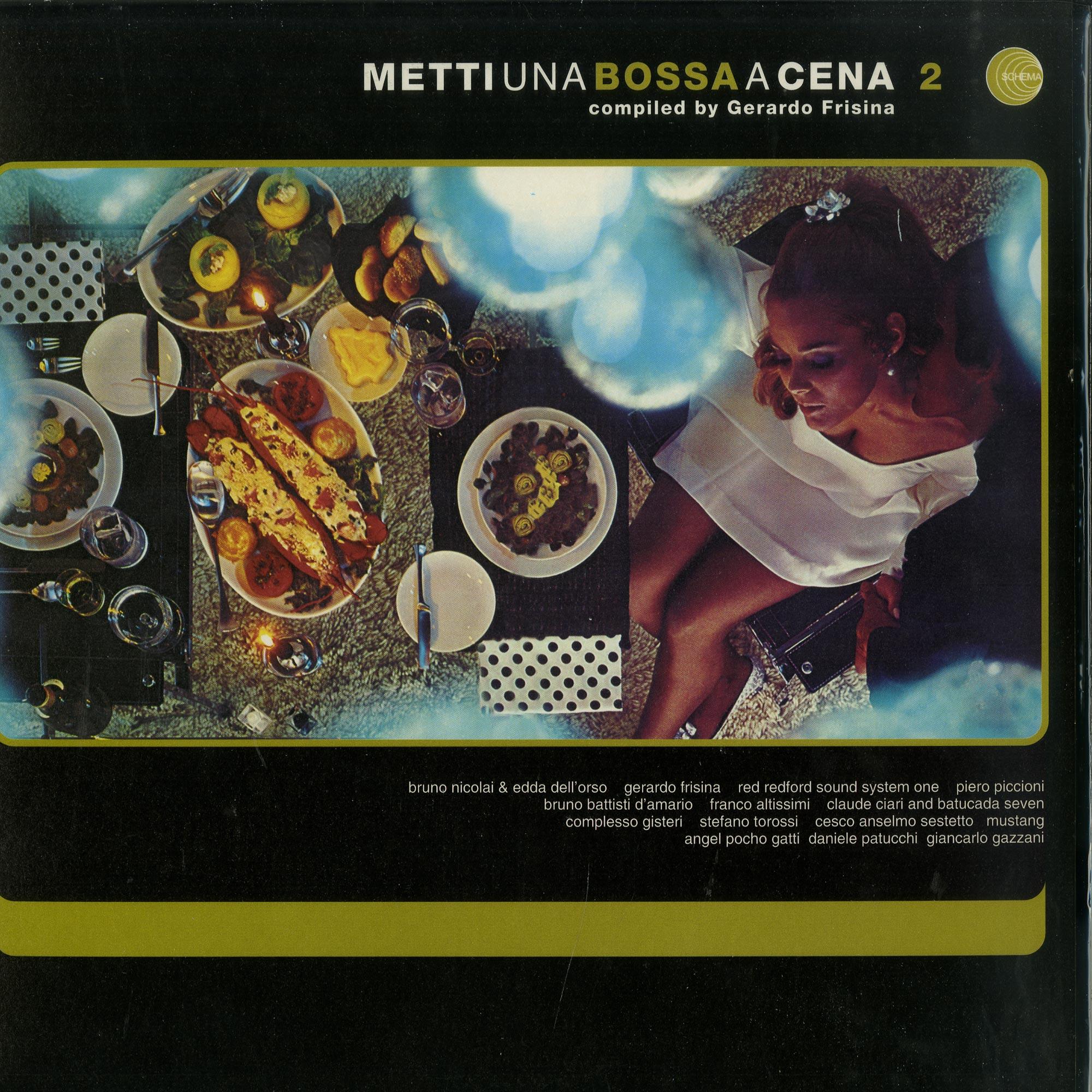 Various Artists - METTI UNA BOSSA A CENA VOL.2