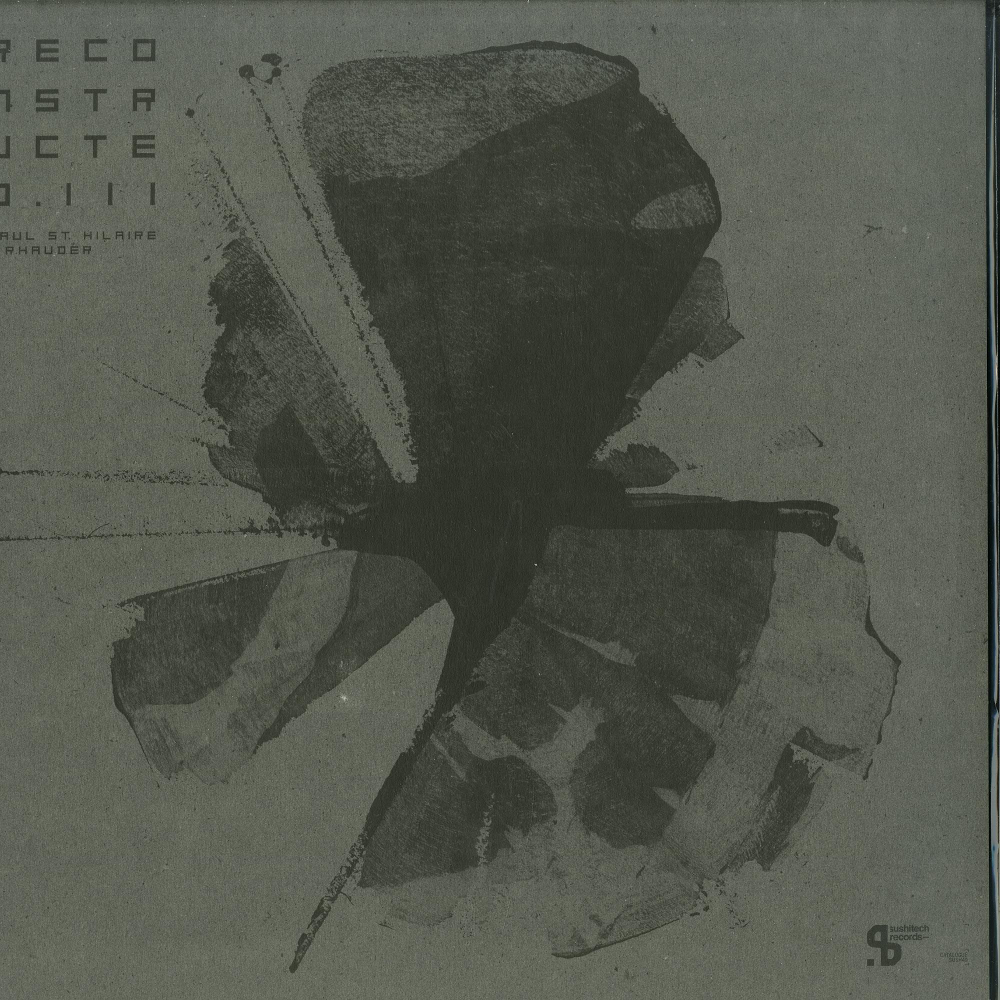 Paul St. Hilaire & Rhauder - RECONSTRUCTED III