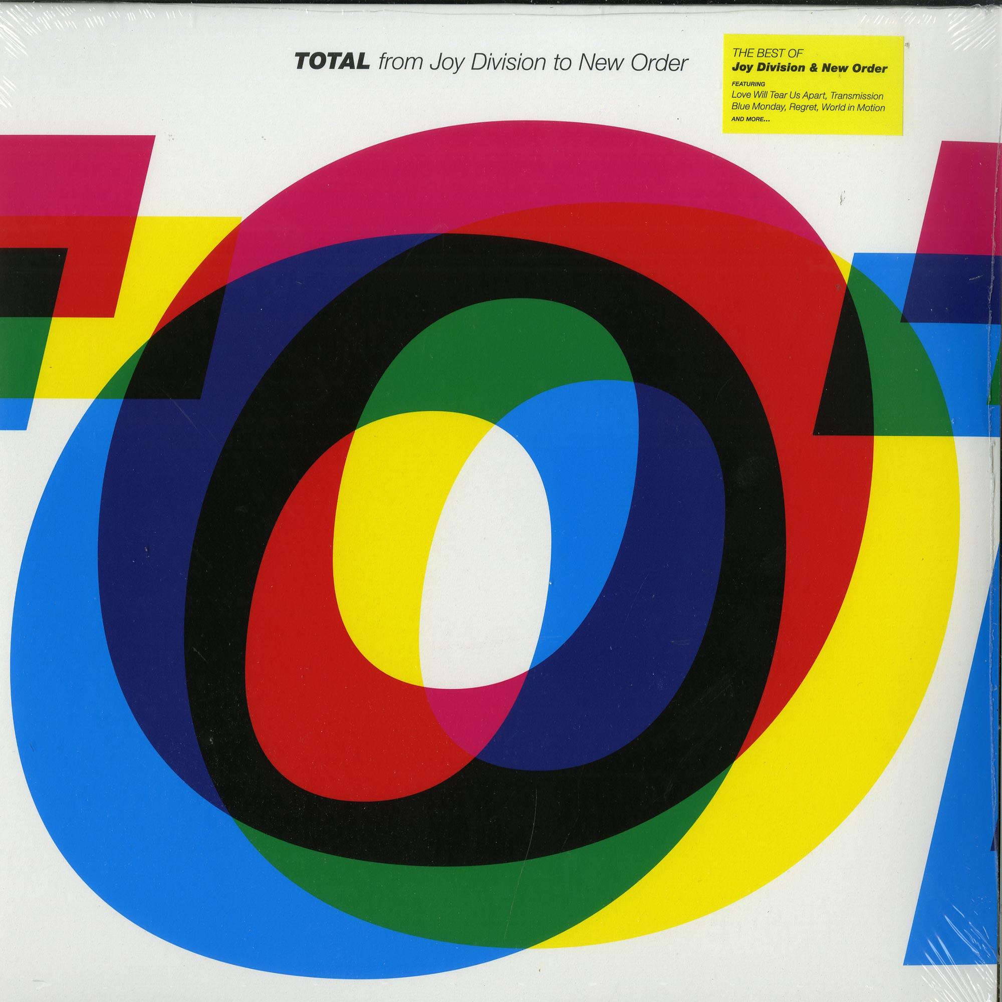 New Order & Joy Division - TOTAL