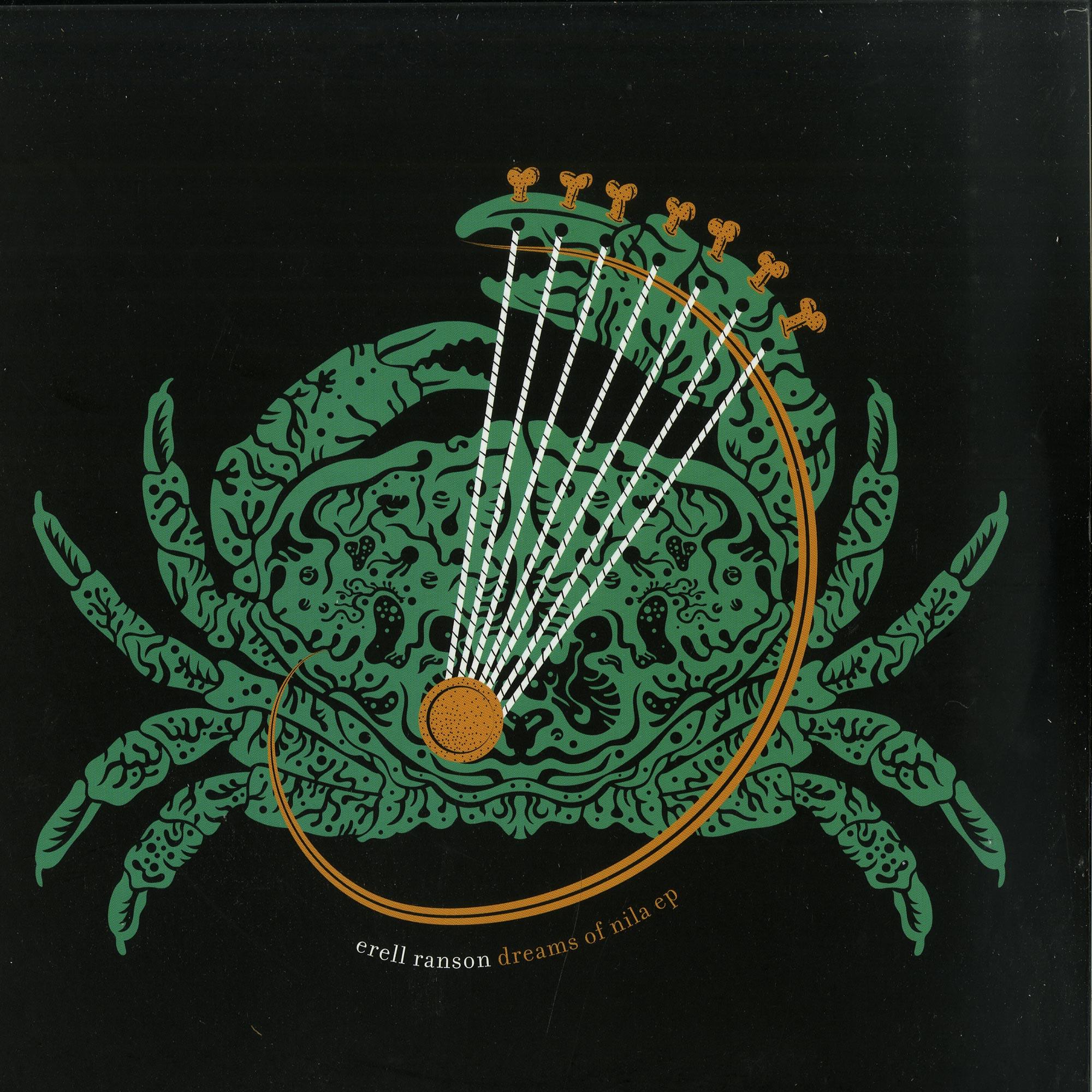 Erell Ranson - DREAMS OF NILA EP