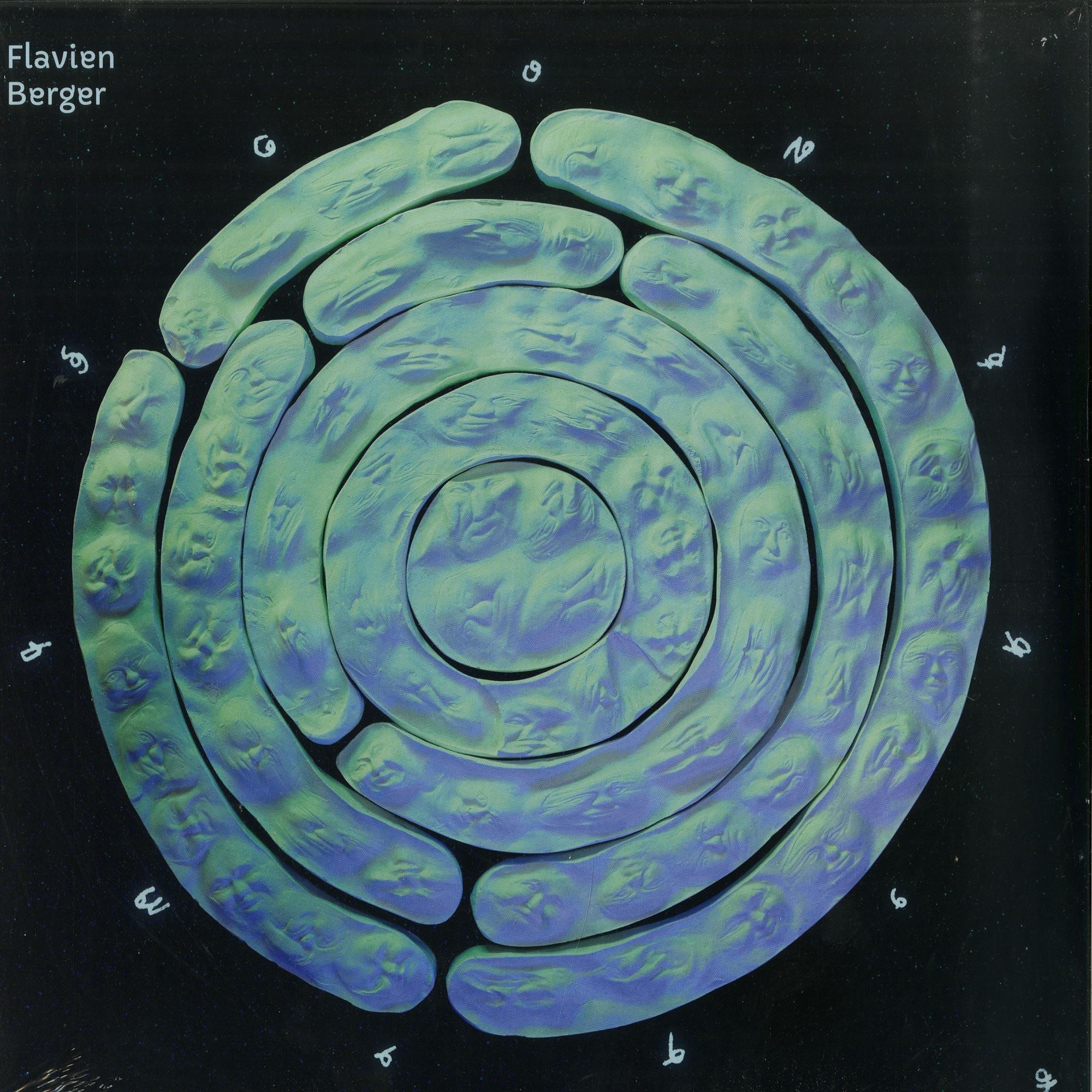 Flavien Berger - CONTRE TEMPS