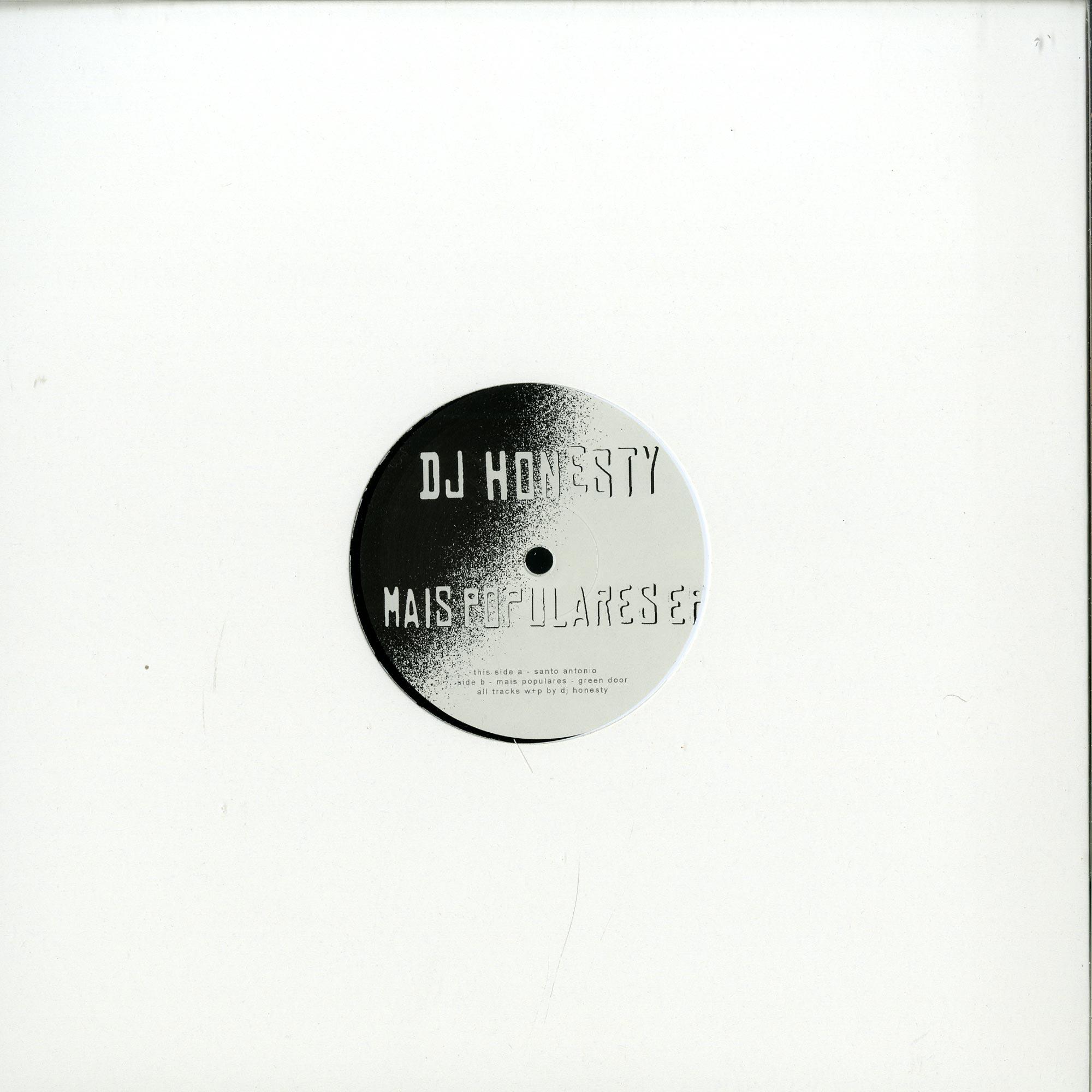 DJ Honesty - MAIS POPULARES EP