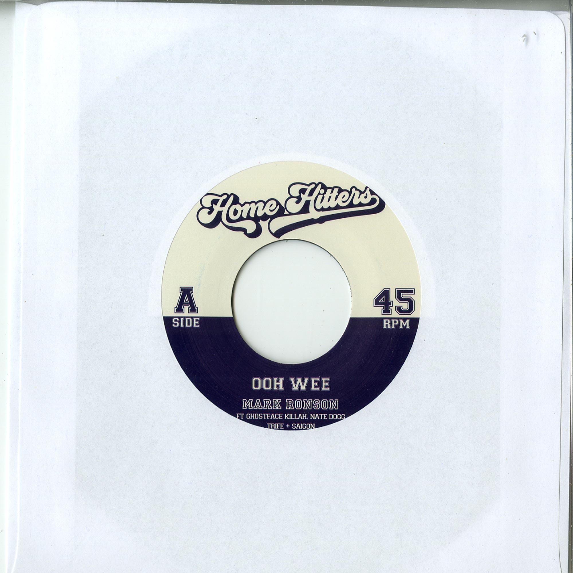 Mark Ronson / Missy Elliott - OOH WEE / WORK IT