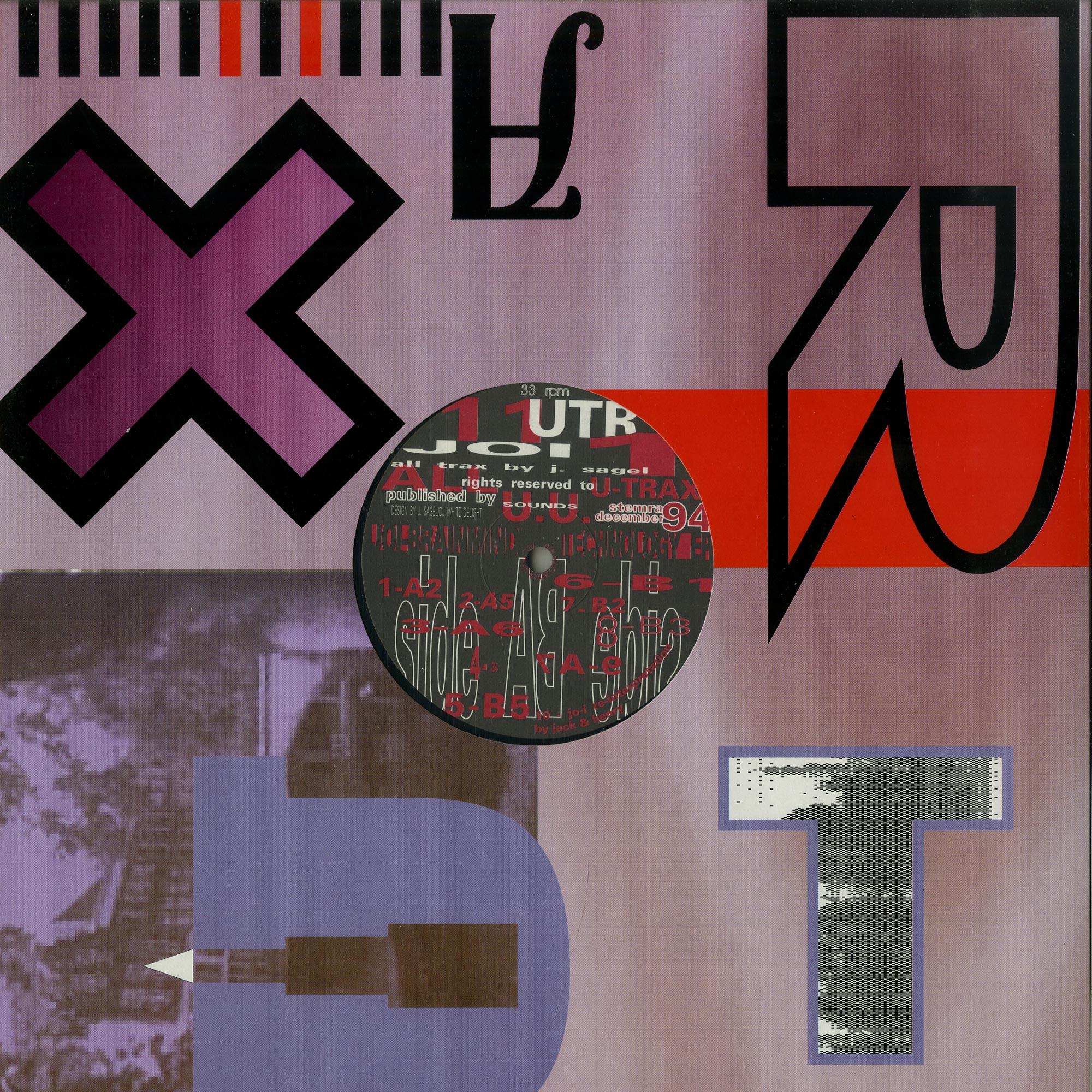 Jo-I - BRAINMIND TECHNOLOGY EP