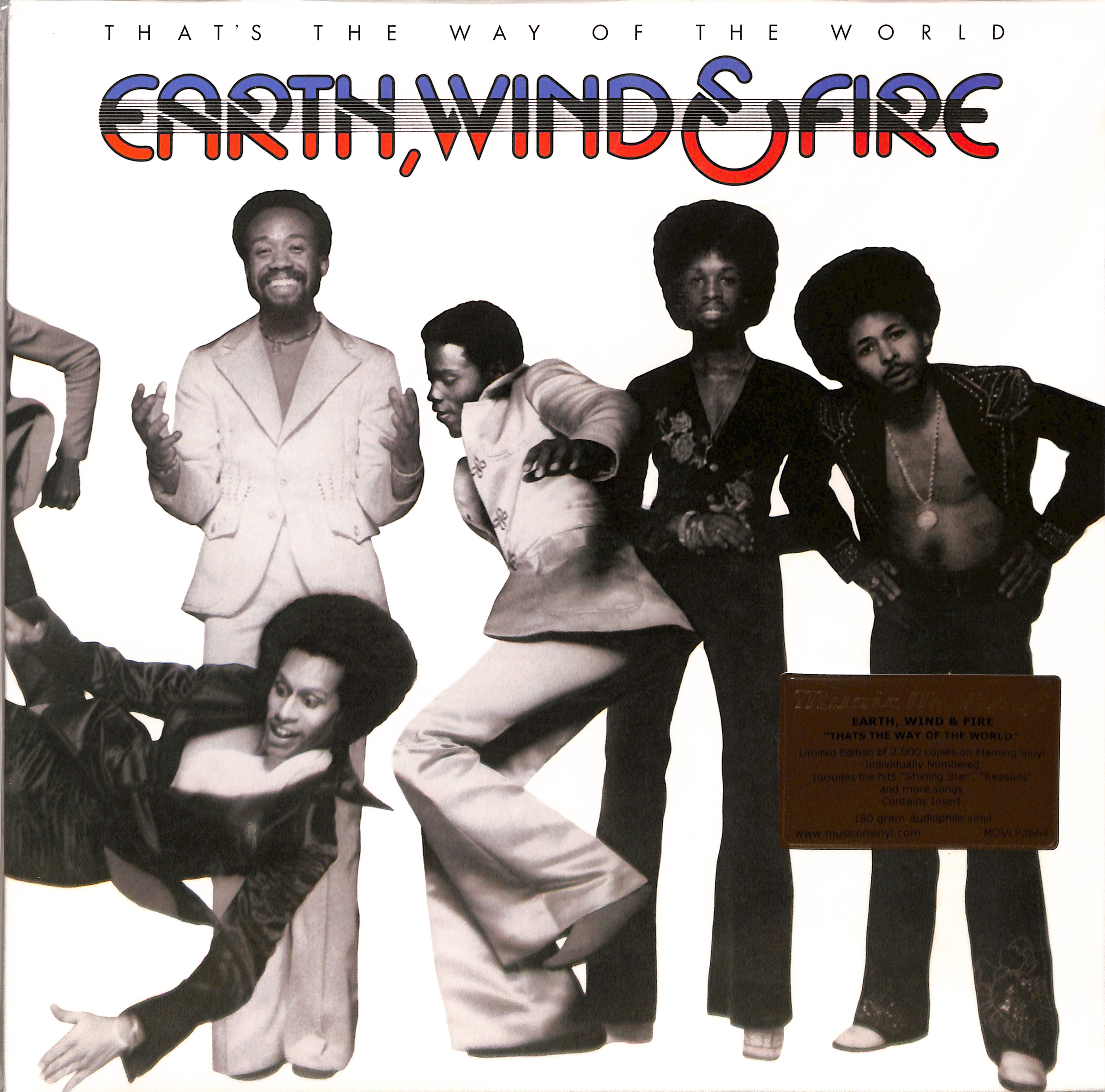 Earth, Wind & Fire - THATS THE WAY OF THE WORLD