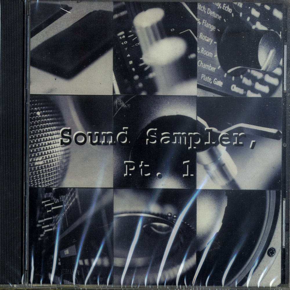 Various - SOUND SAMPLER PART 1