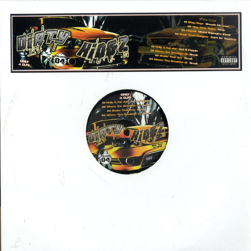 Various Artists - DIRTY KINGZ VOL.4