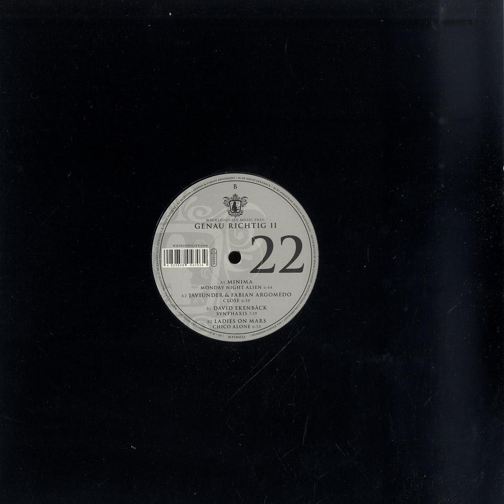Various Artists - GENAU RICHTIG 2