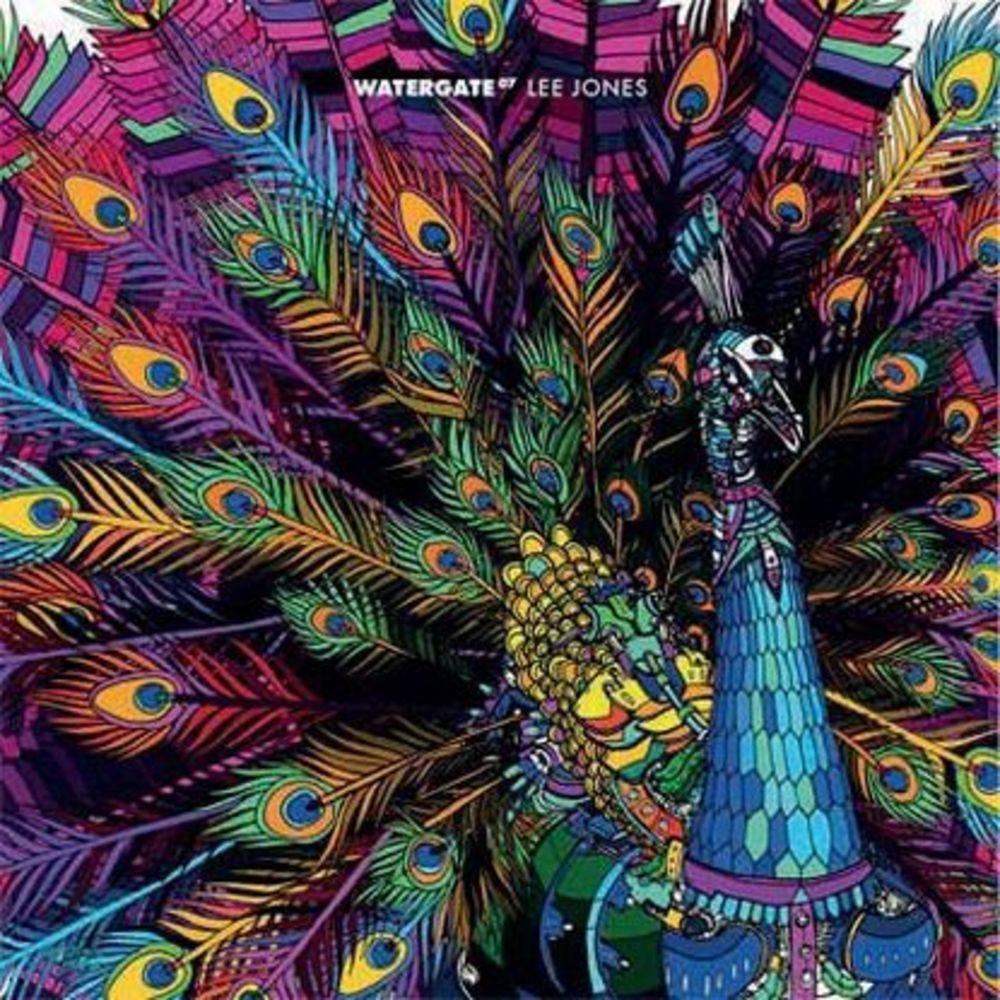 Lee Jones - WATERGATE 07