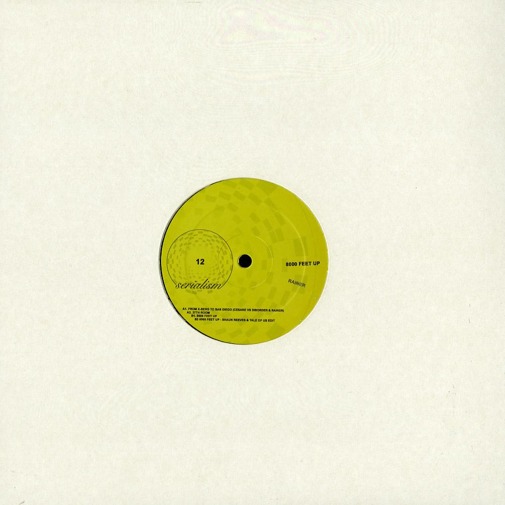 Rainer ft. Cesare vs Disorder - 8000 FEET UP