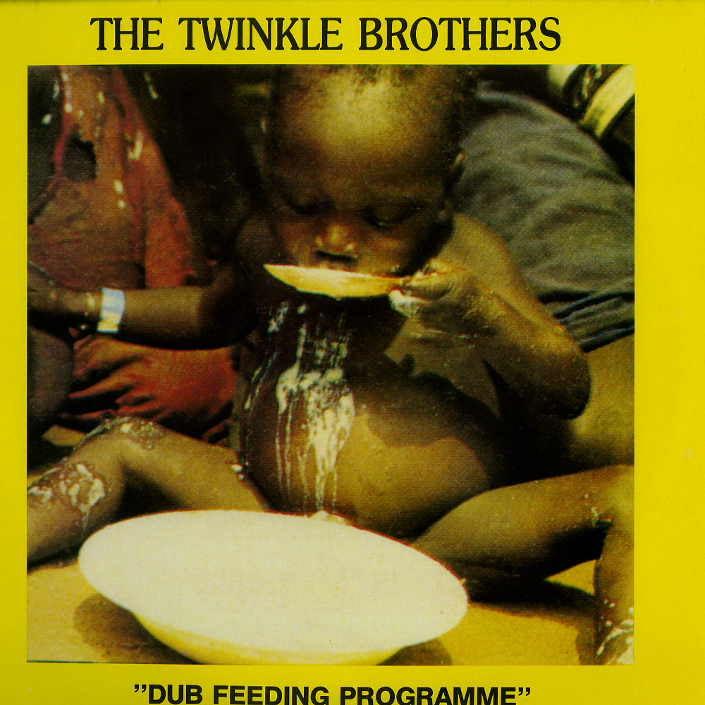 The Twinkle Brothers - DUB FEEDING PROGRAMME