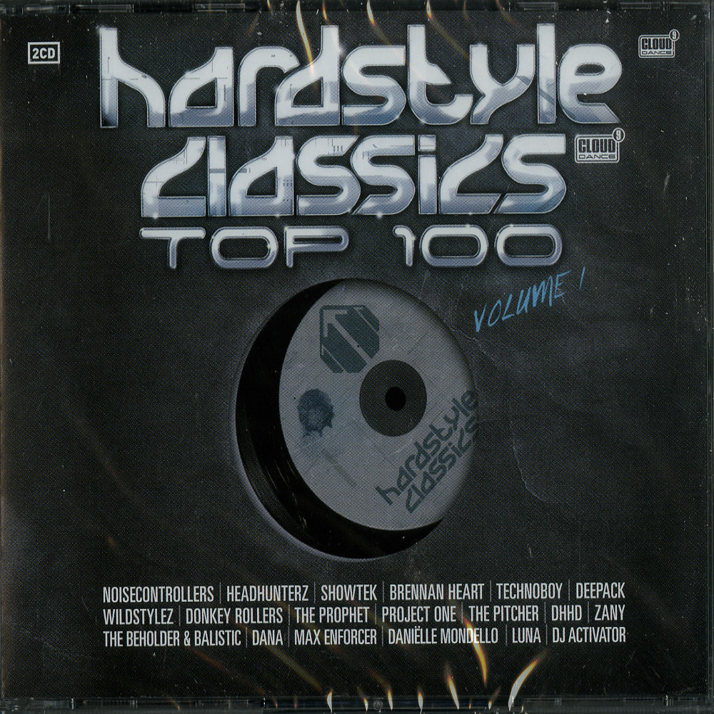 Various Artists - HARDSTYLE CLASSICS TOP 100