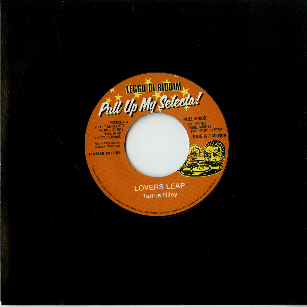 Tarrus Riley / Christopher Martin - LOVERS LEAP / ROLL IT UP
