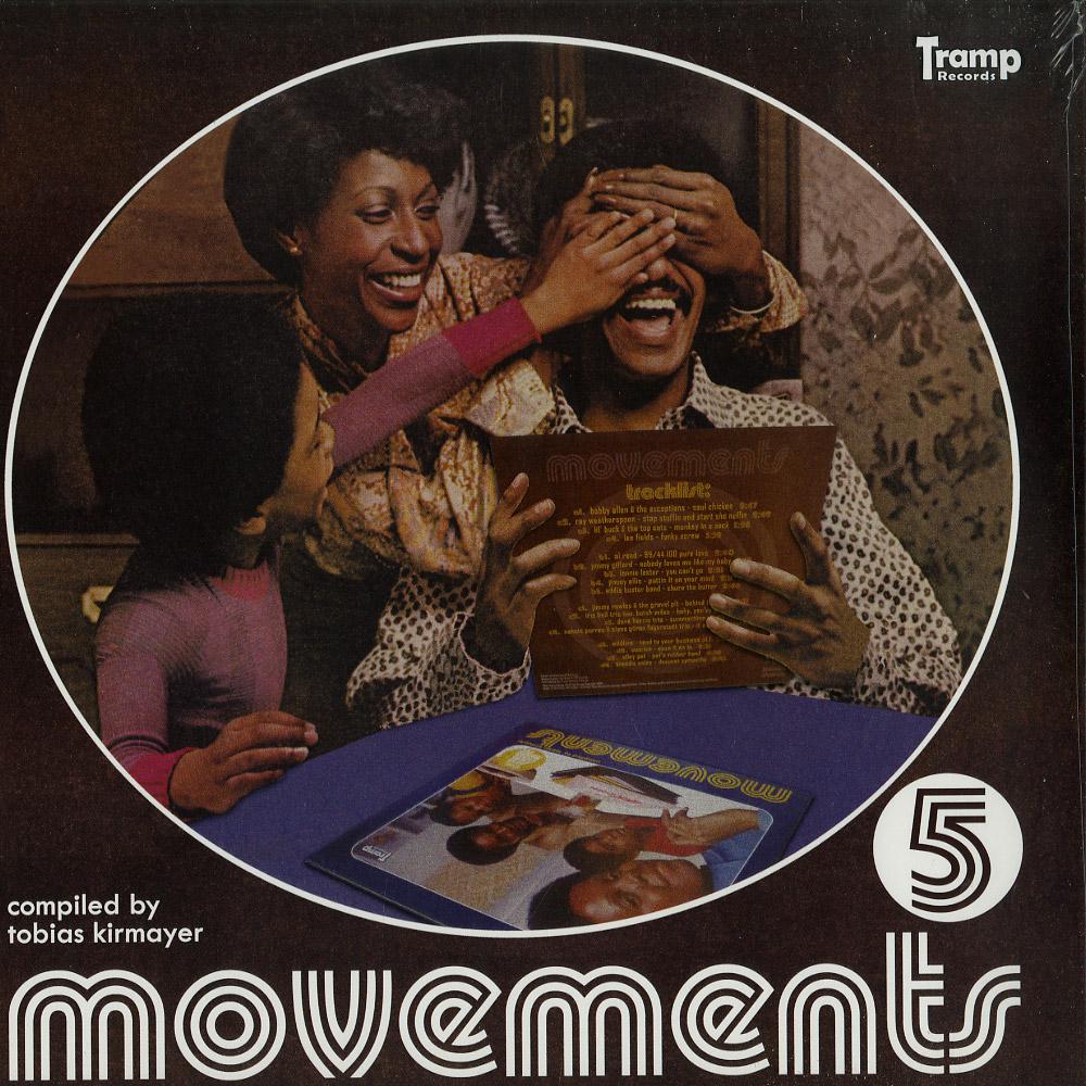 Various Artists - MOVEMENTS 5