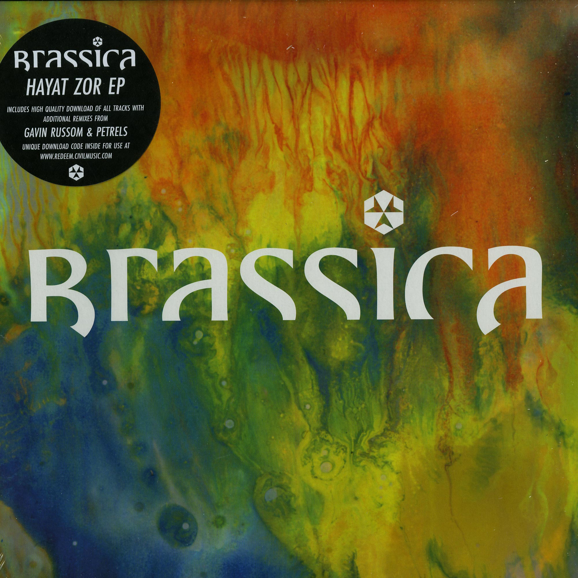 Brassica - HAYAT ZOR EP