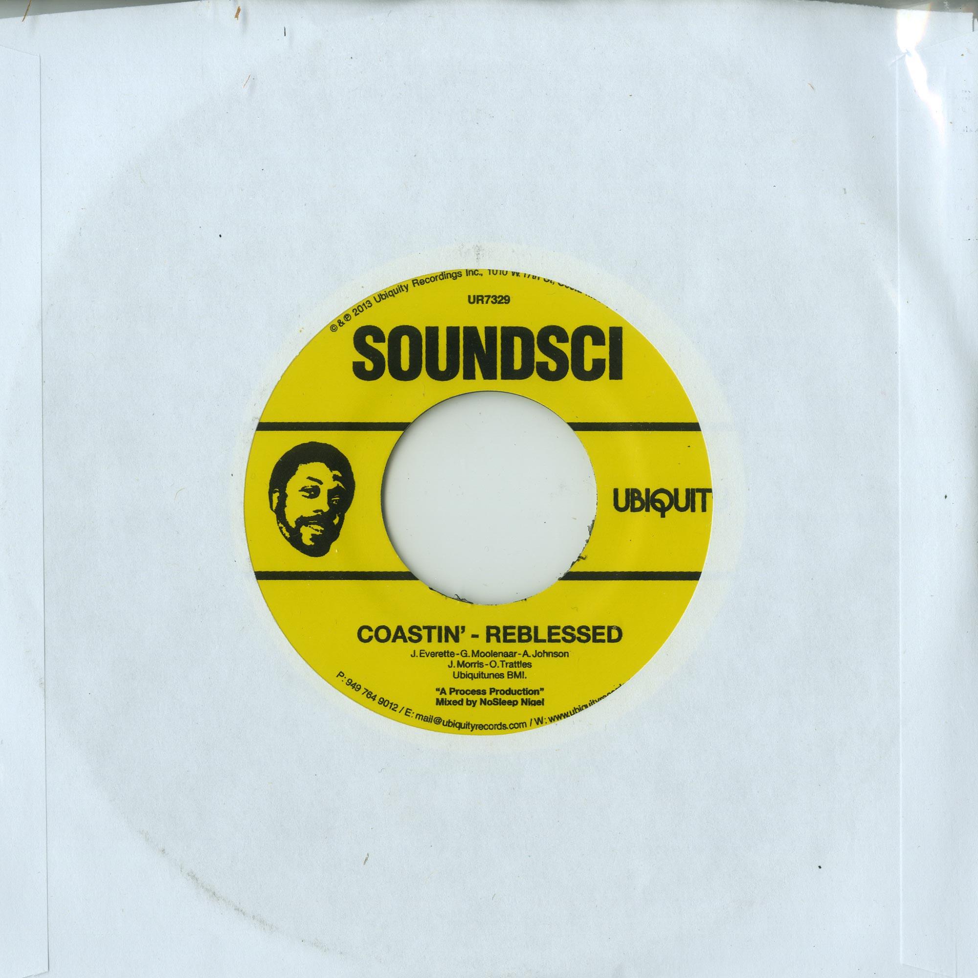 Soundsci - STYLES DUB / COASTIN REBLESSED