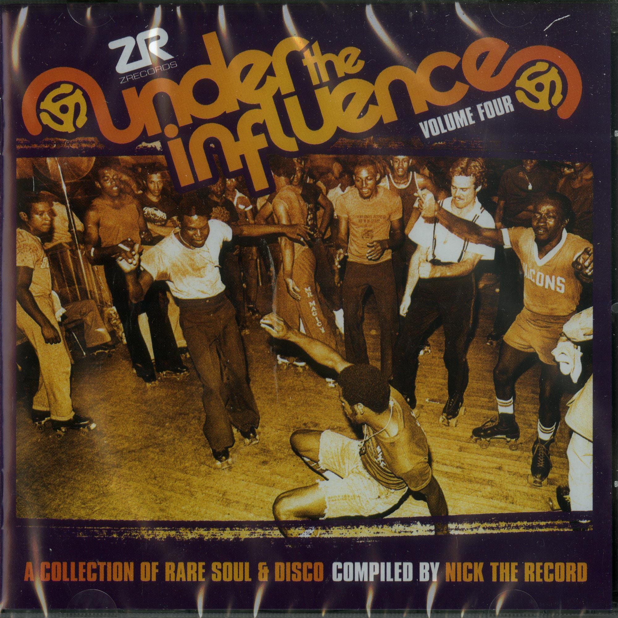 Various Artists - UNDER THE INFLUENCE