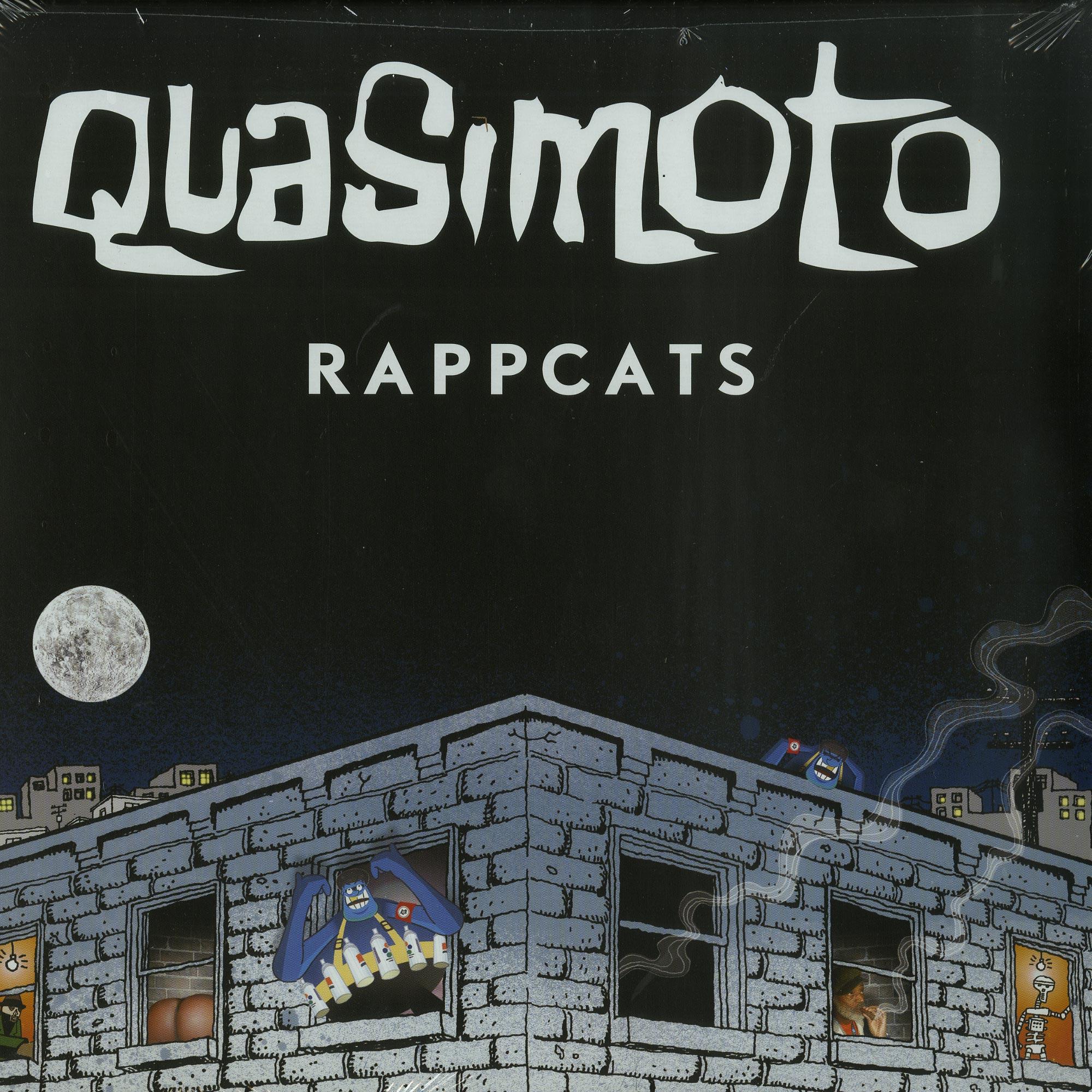 Quasimoto - BUS RIDE / RAPPCATS