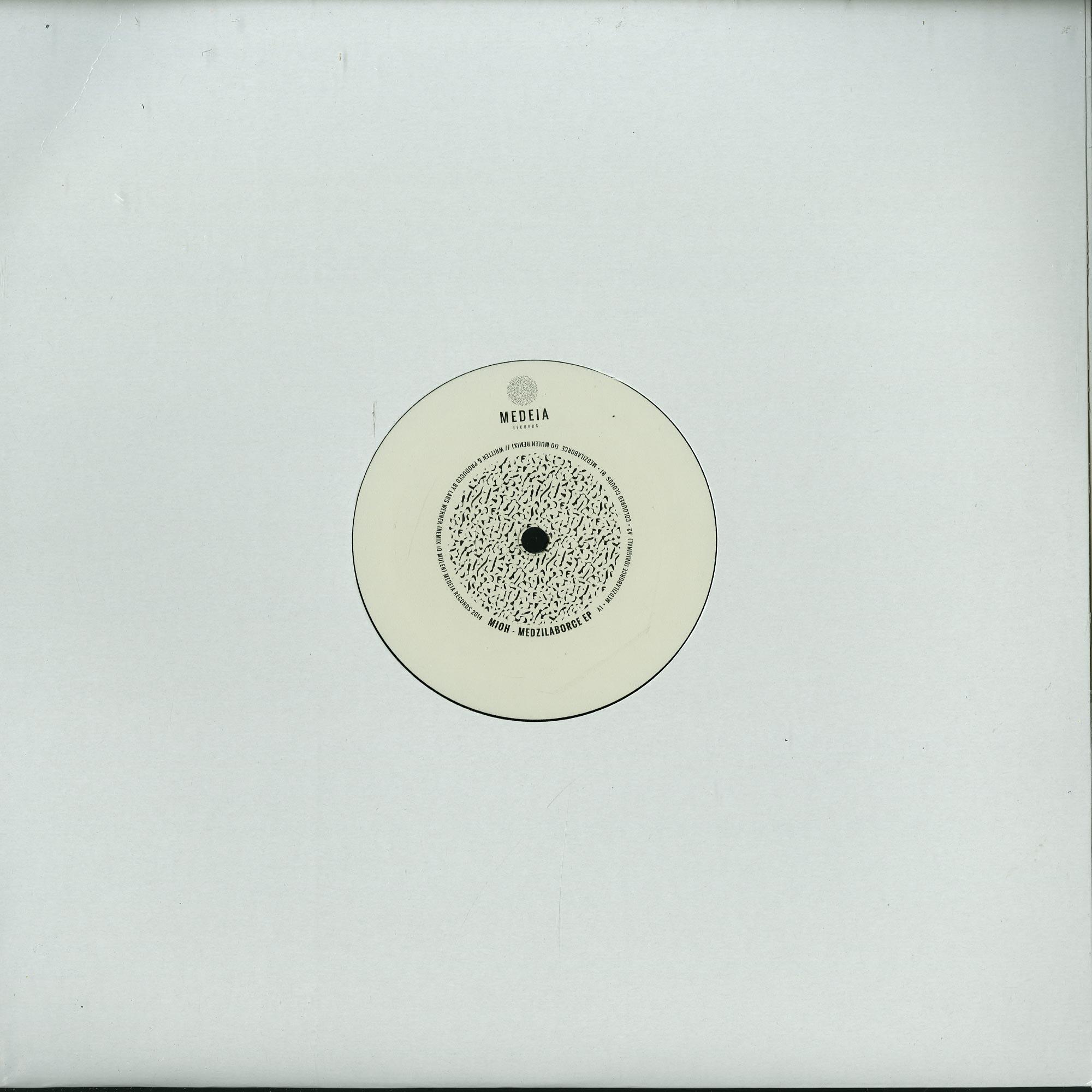 Mioh - MEDZILABORCE EP