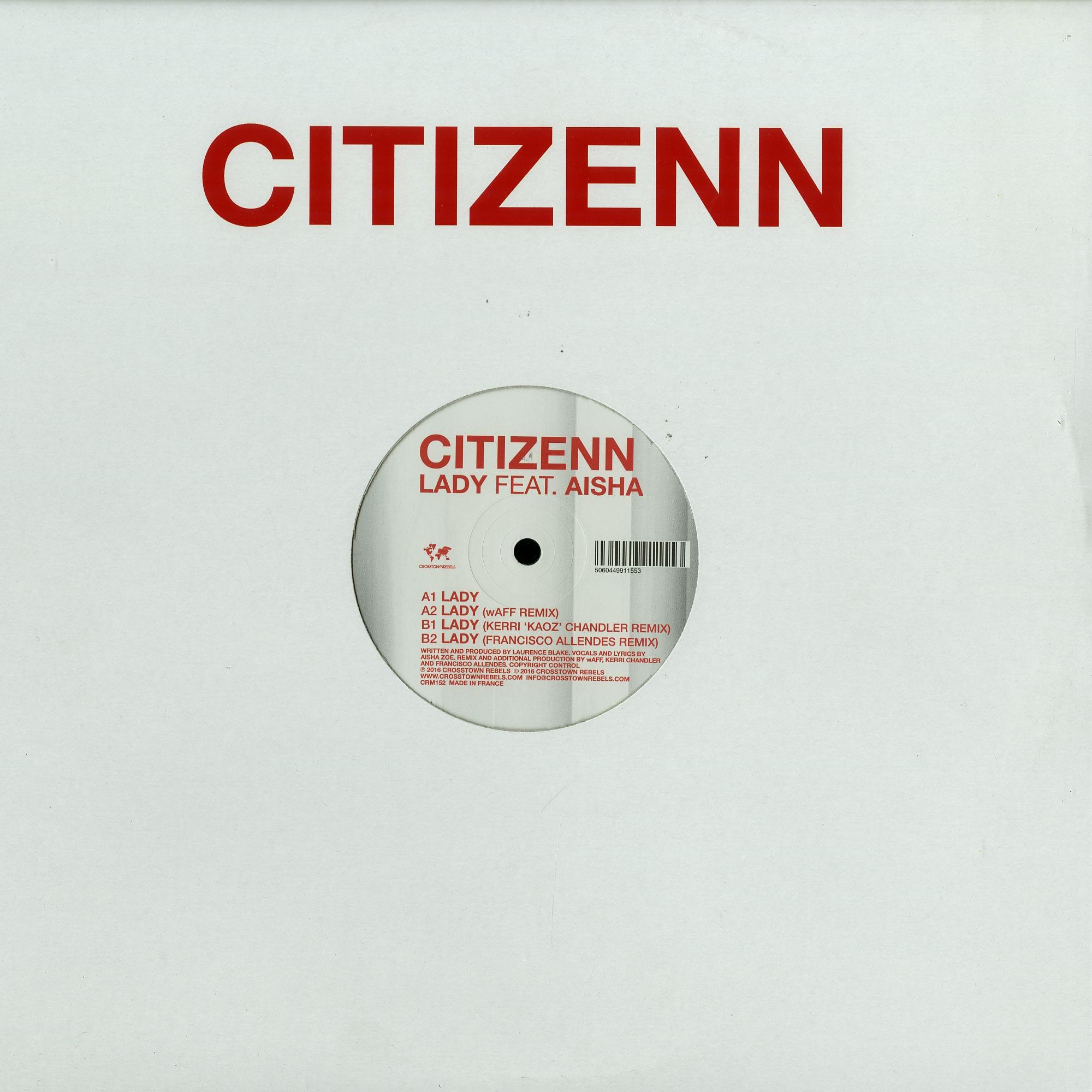 Citizenn feat. Aisha - LADY