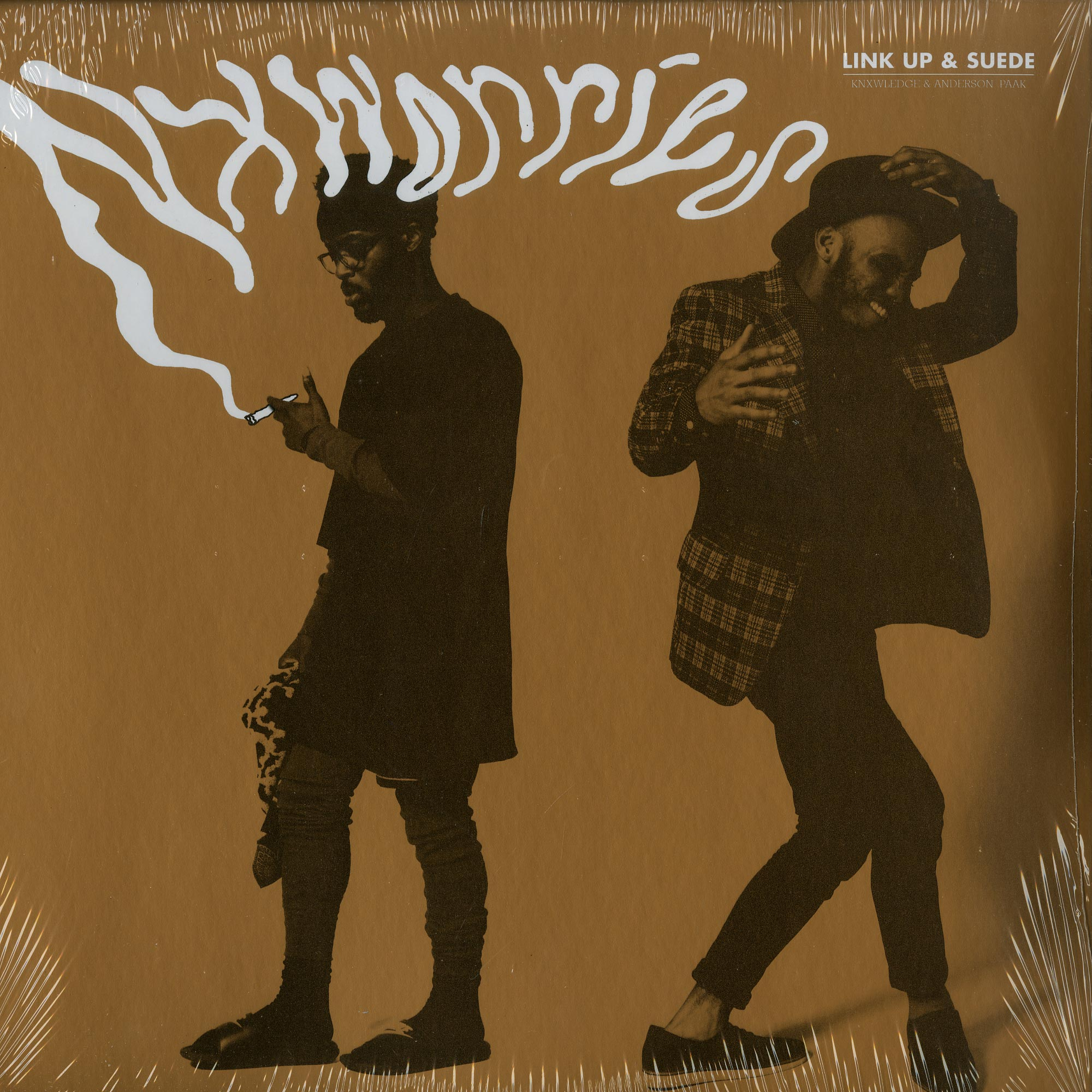 Nxworries  - LINK UP & SUEDE EP