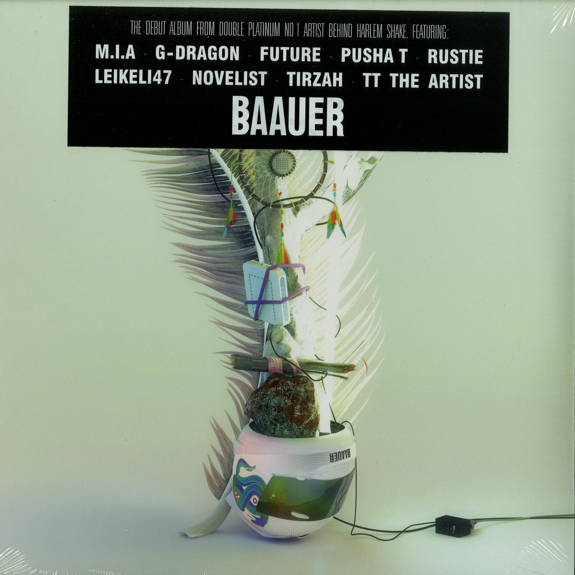 Baauer - AA