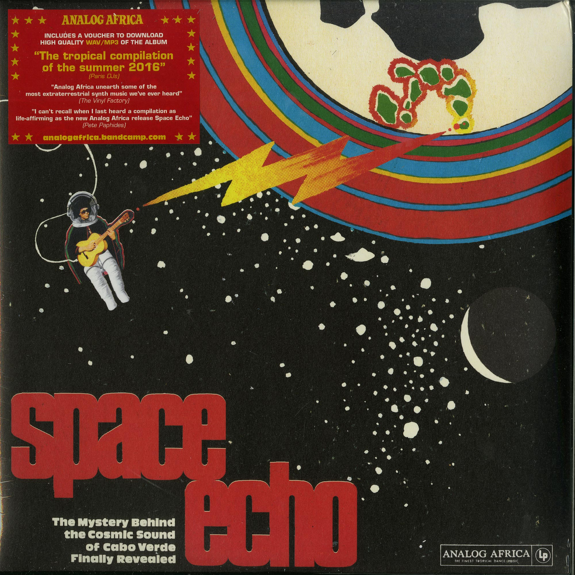 Various Artists - SPACE ECHO