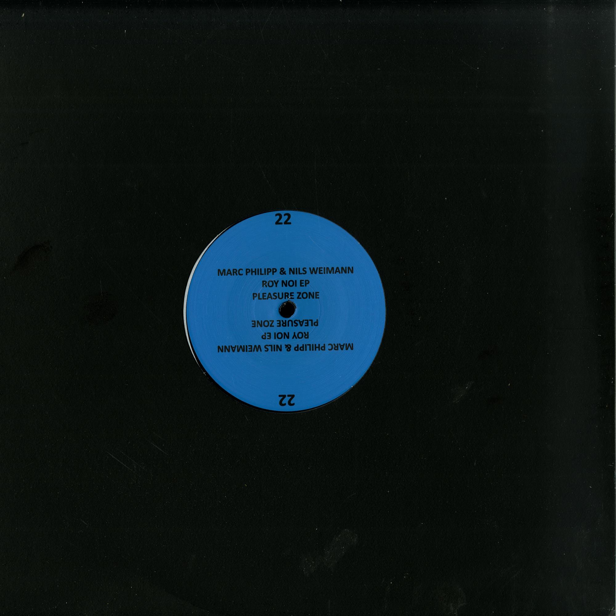 Marc Philipp & Nils Weimann - Roy Noi EP