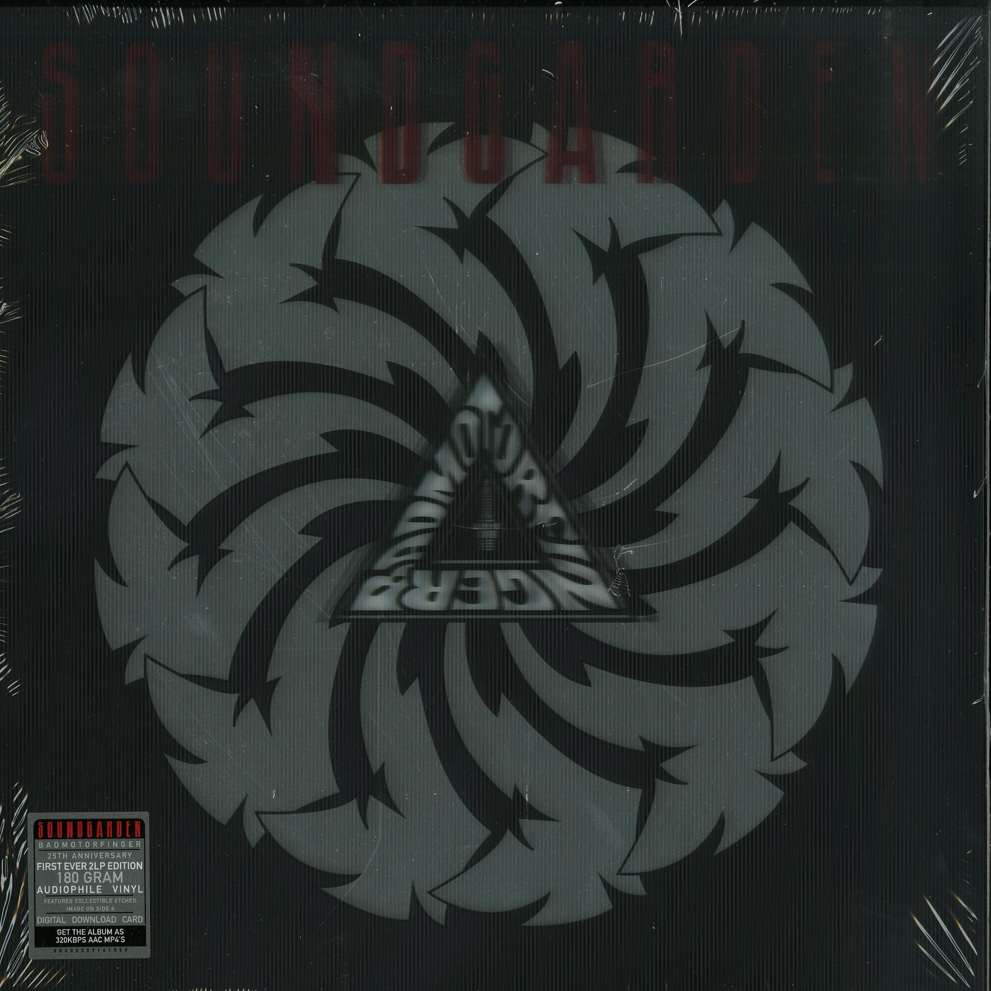 Soundgarden - BADMOTORFINGER