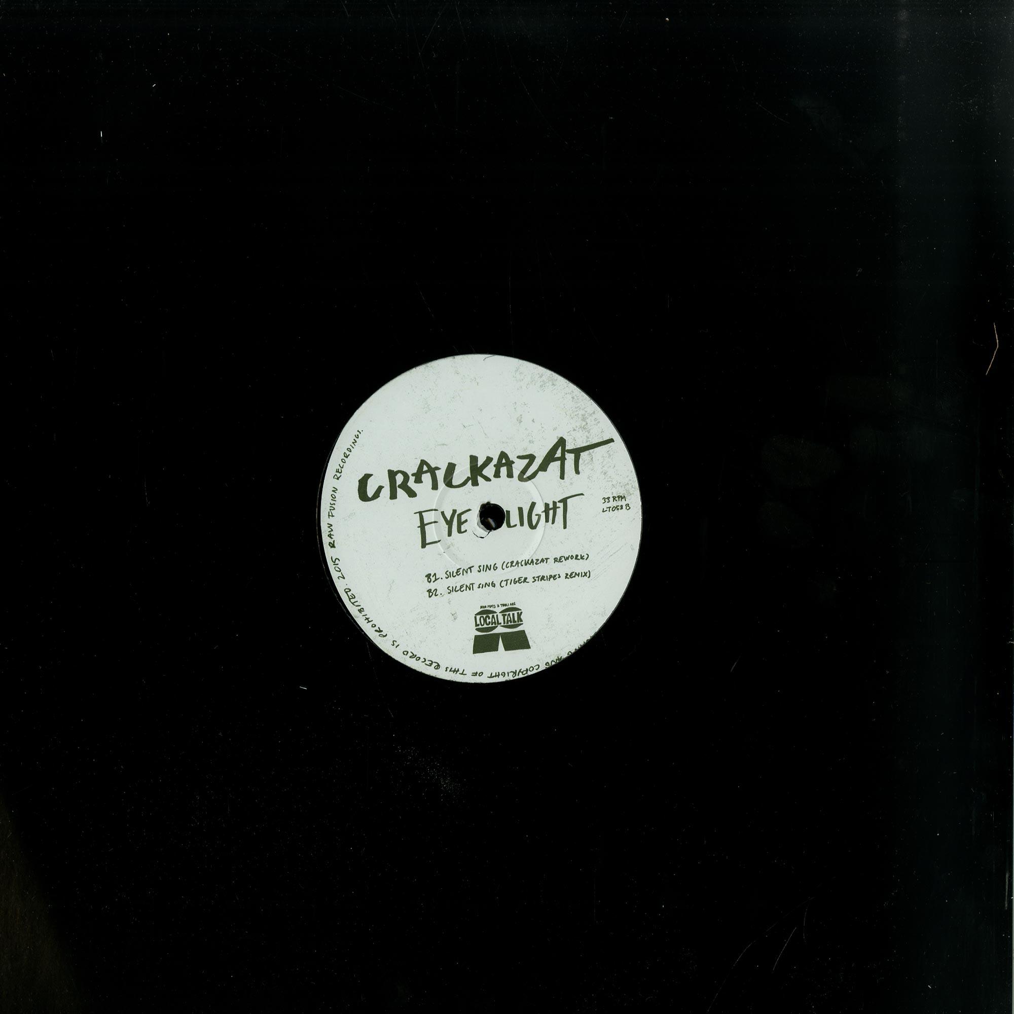 Crackazat - EYE LIGHT