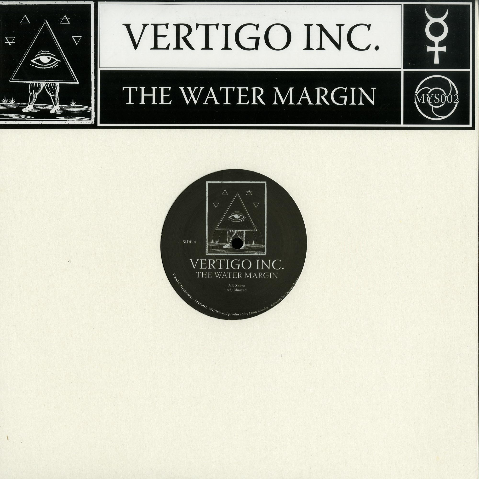 Vertigo Inc. - THE WATER MARGIN