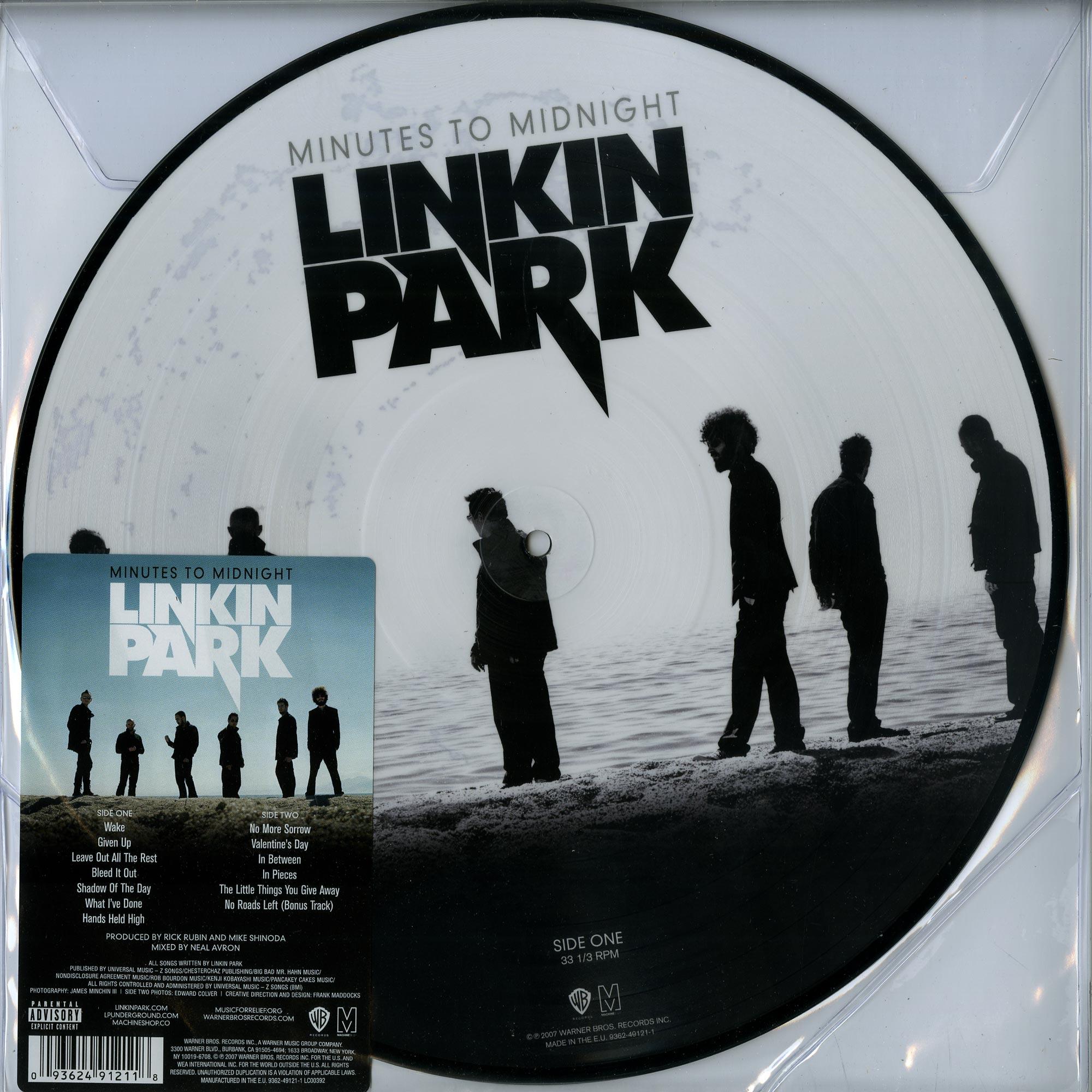 Linkin Park Minutes To Midnight