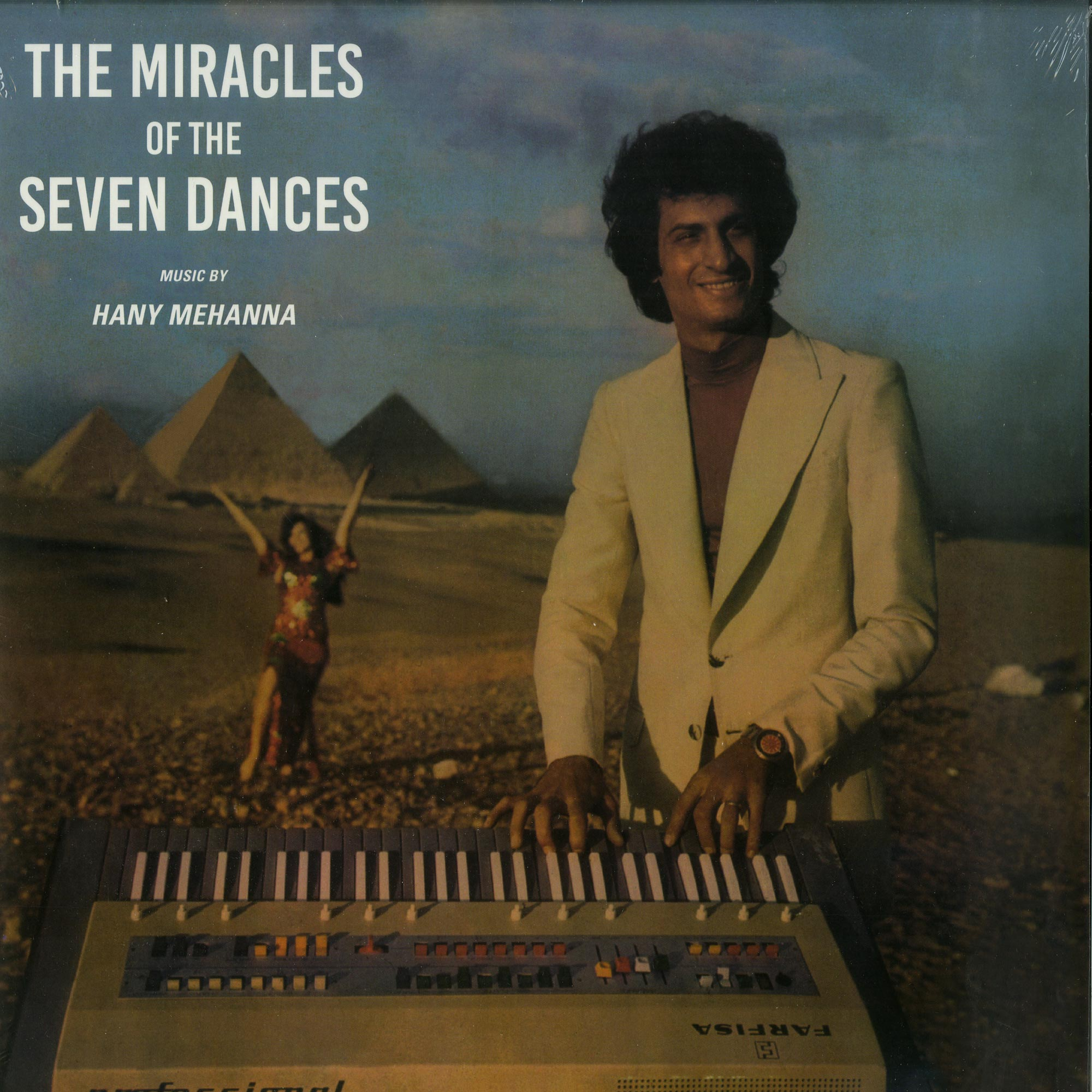 Hany Mehanna - THE MIRACLE OF THE SEVEN DANCES