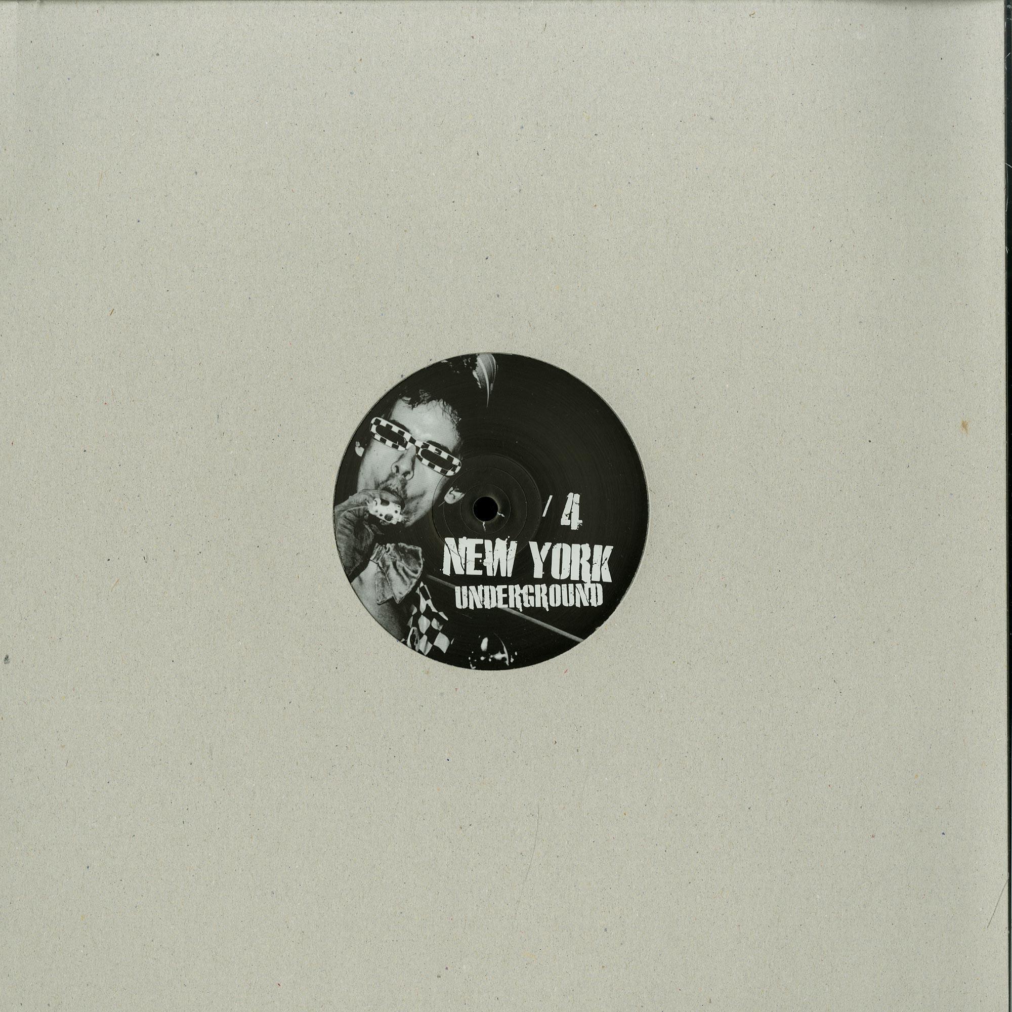 Various Artists - NEW YORK UNDERGROUND 4