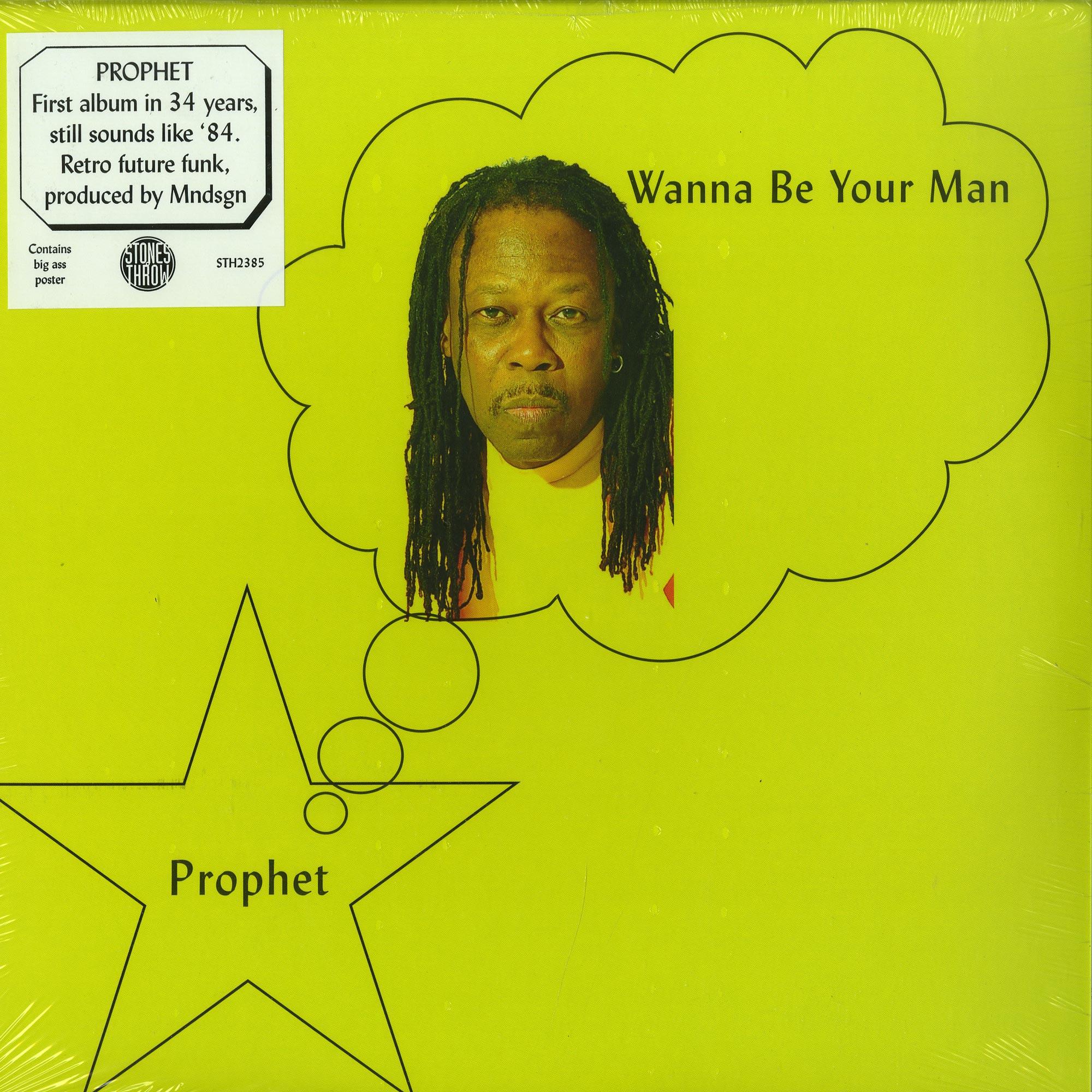 Prophet & Mndsgn - WANNA BE YOUR MAN