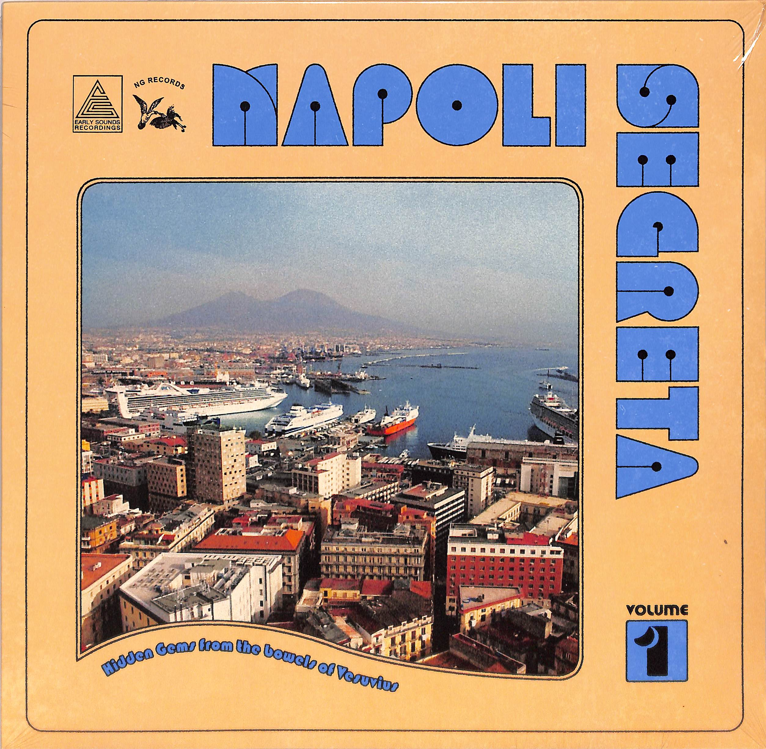 Various Artists - NAPOLI SEGRETA VOL.1