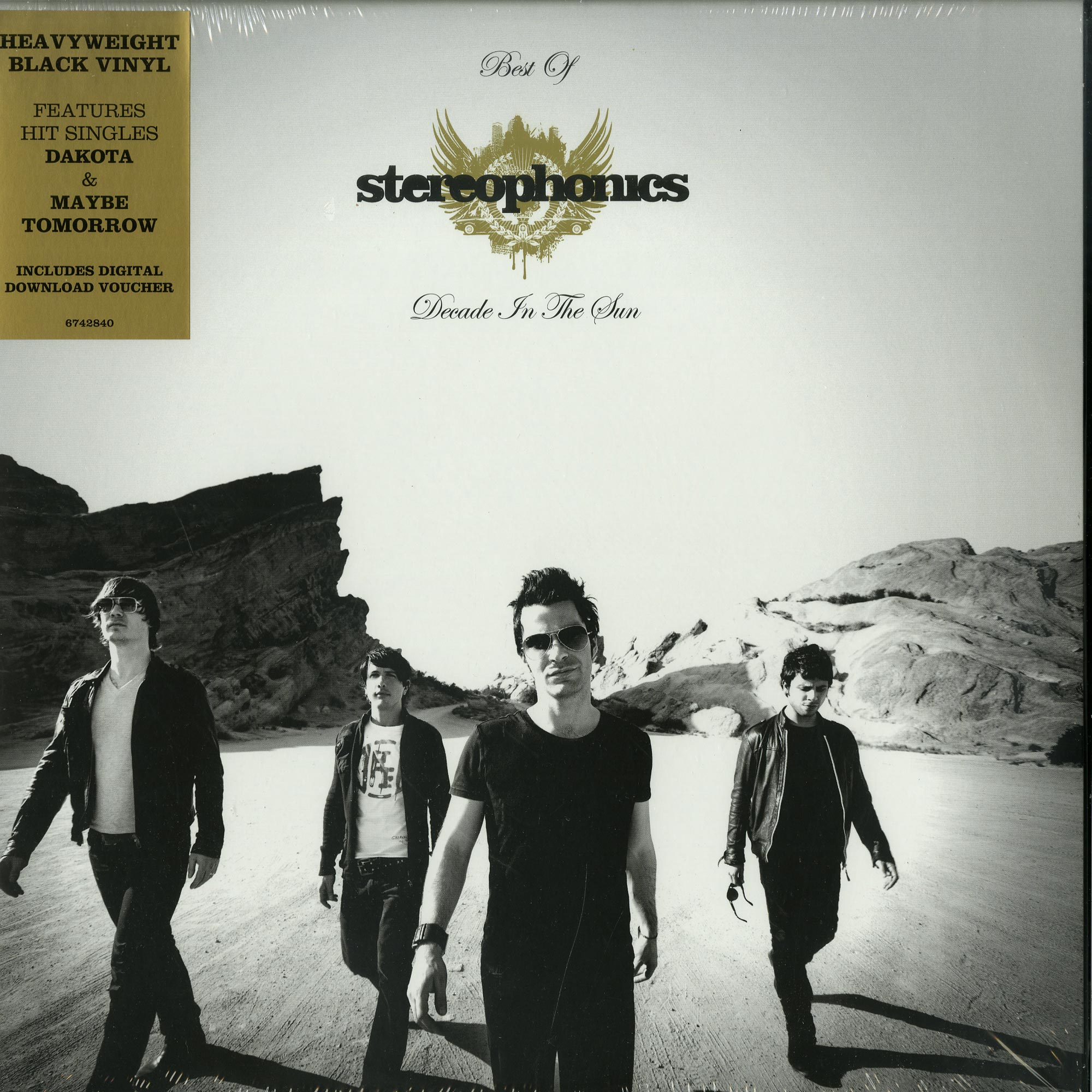 Stereophonics - DECADE IN THE SUN