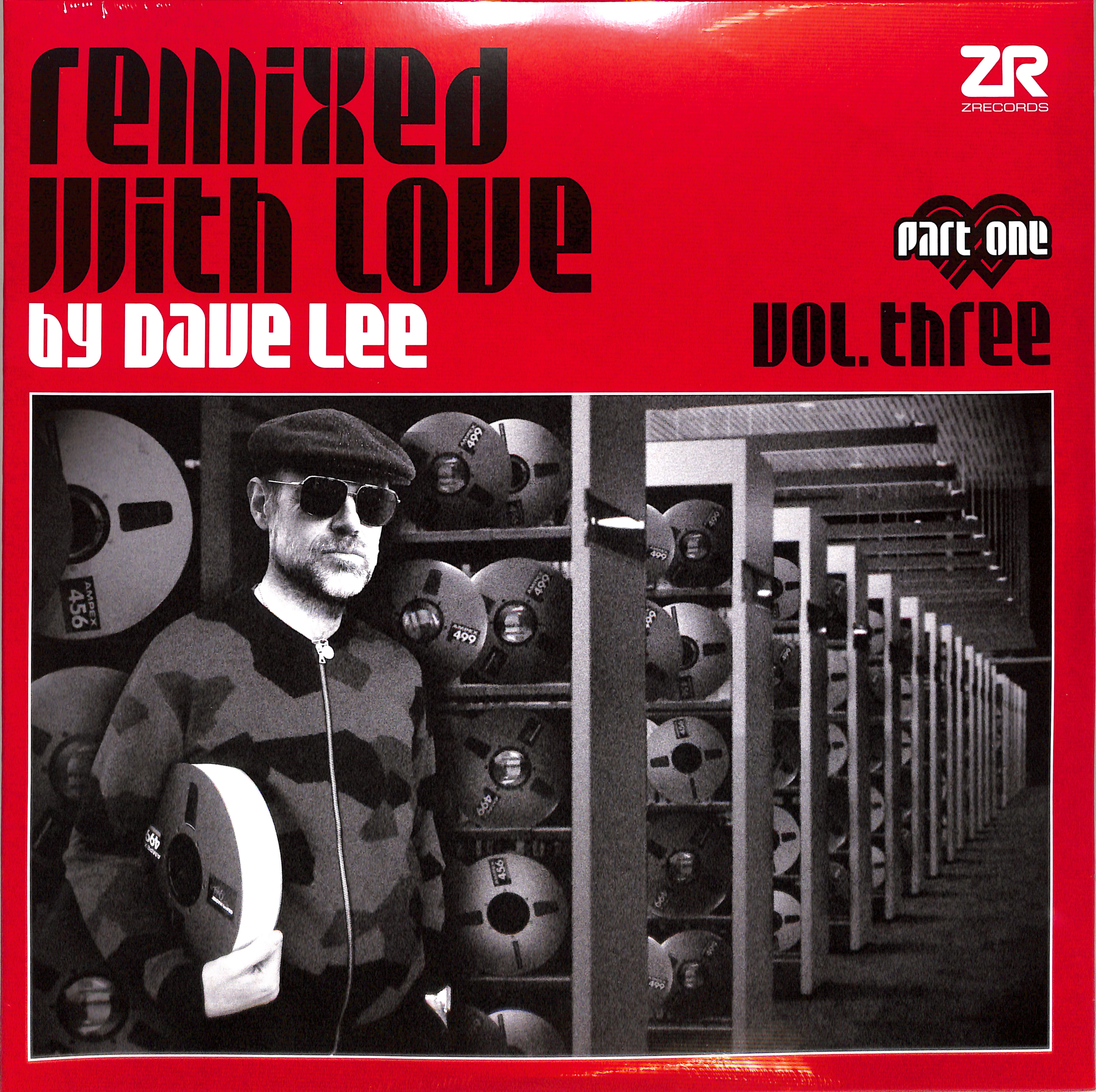Various Artists - REMIXED WITH LOVE BY JOEY NEGRO VOL.3 PART 1