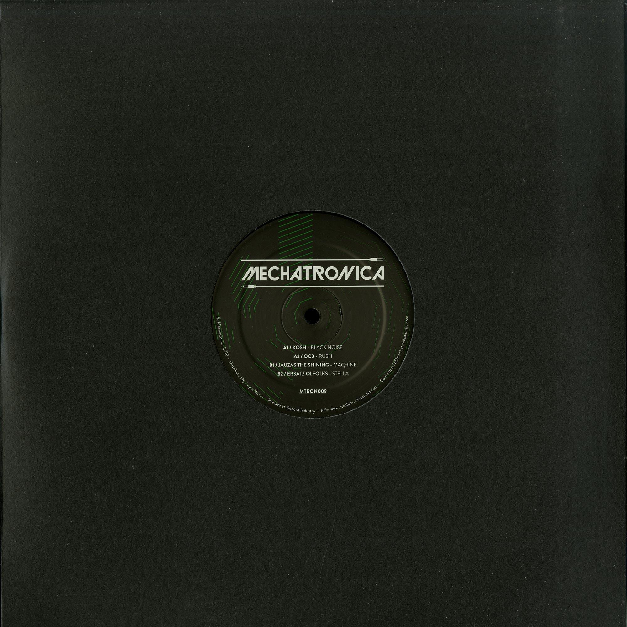 Kosh / OCB / Jauzas The Shining / Ersatz Olfolks - MTRON009
