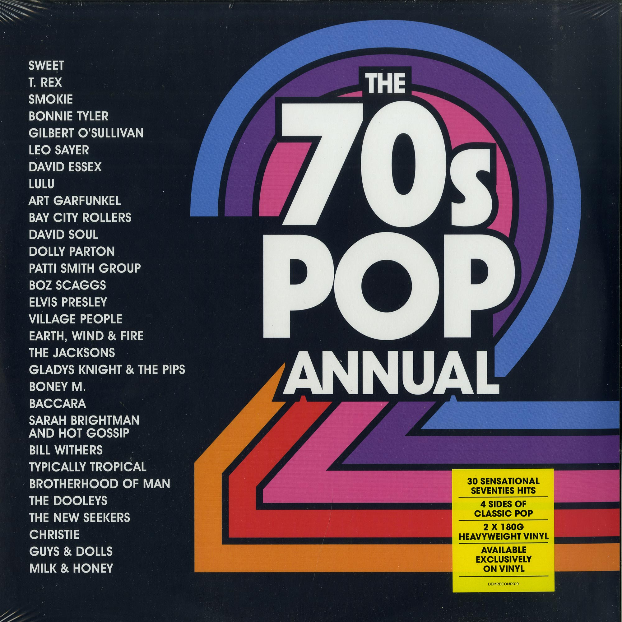 Various Artists - THE 70S POP ANNUAL 2