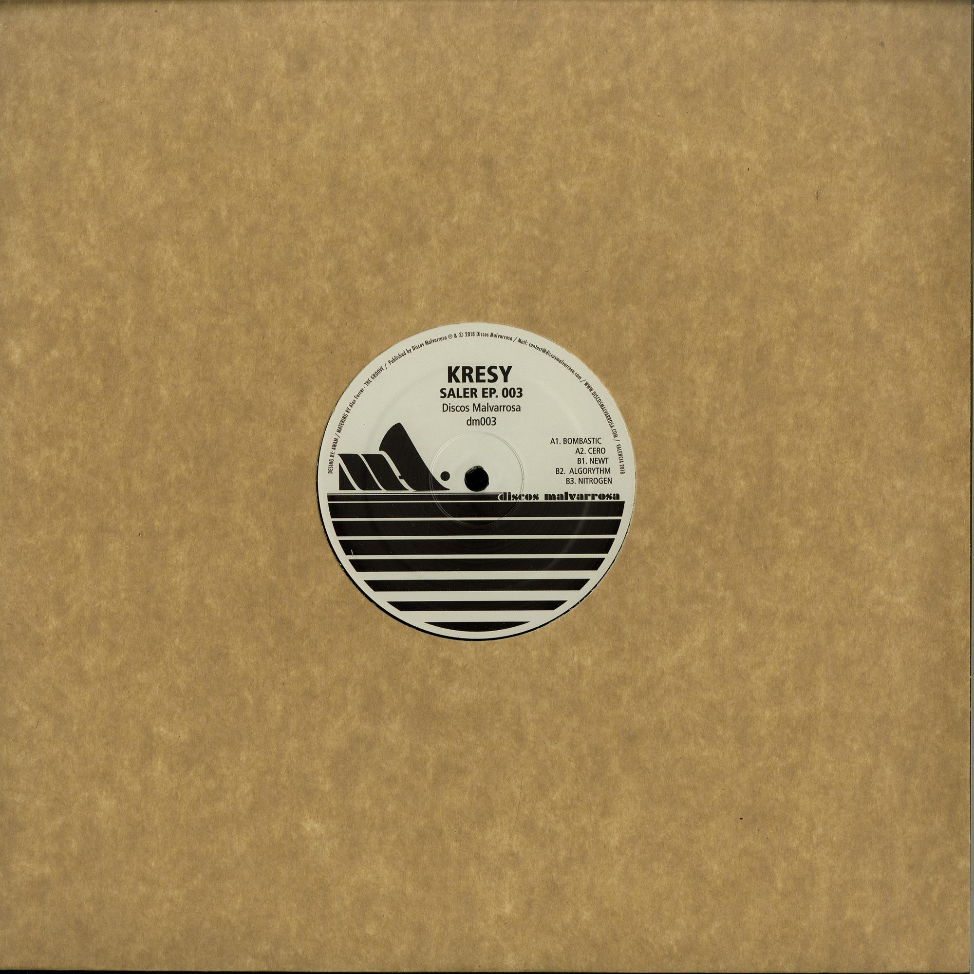 Kresy - SALER EP