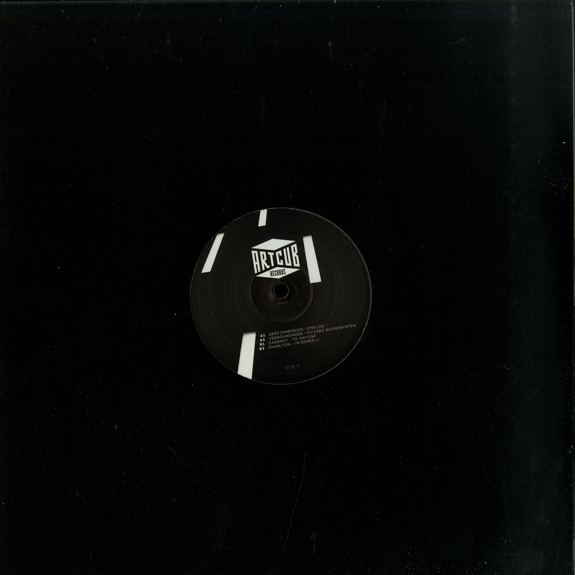 Various Artists - ARTCUB VARIOUS EP 1