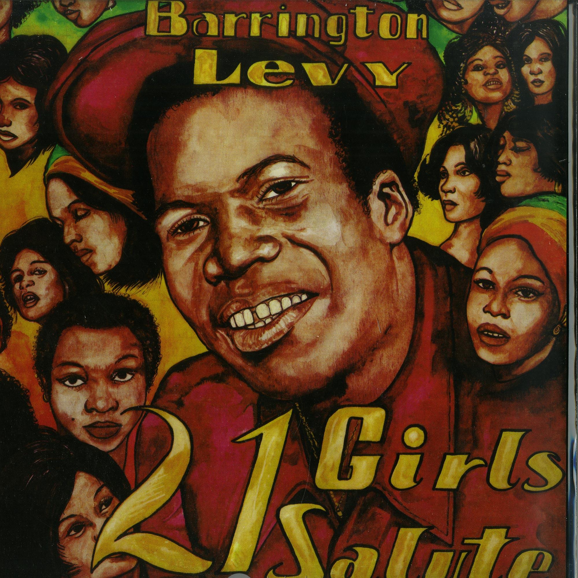 Barrington Levy - 21 GIRLS SALUTE