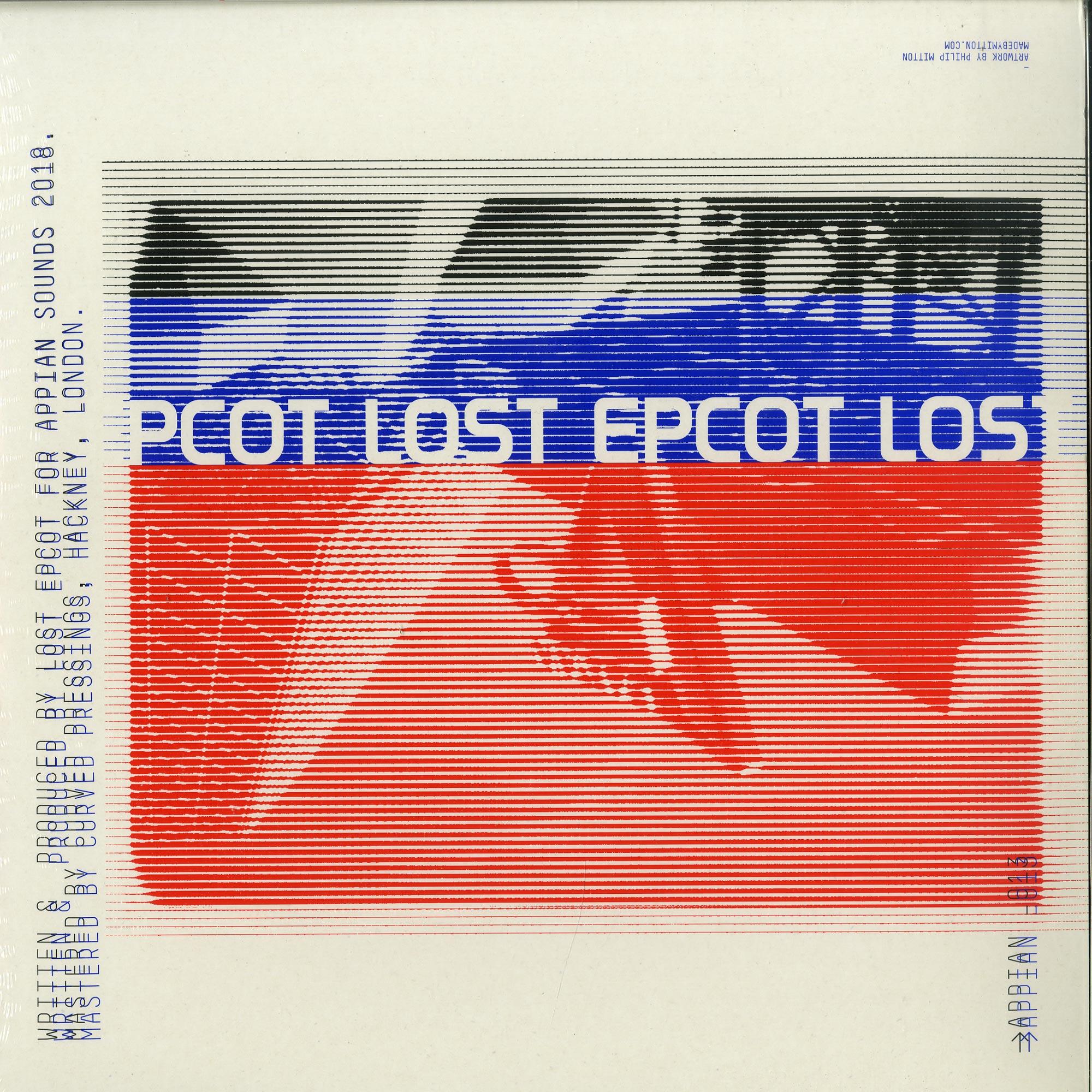 Lost Epcot - ASLAND SAND