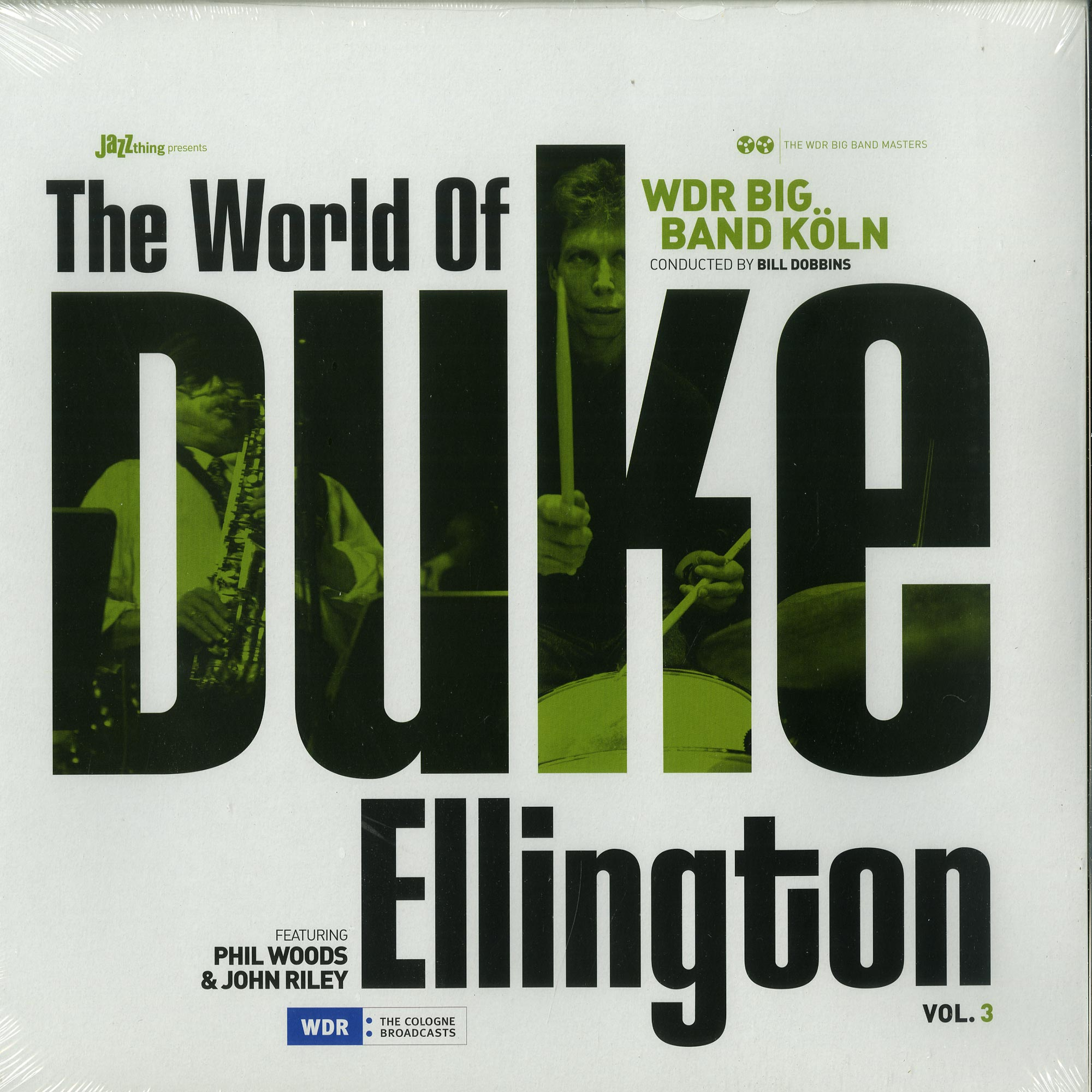 WDR Big Band Köln - THE WORLD OF DUKE ELLINGTON PART 3