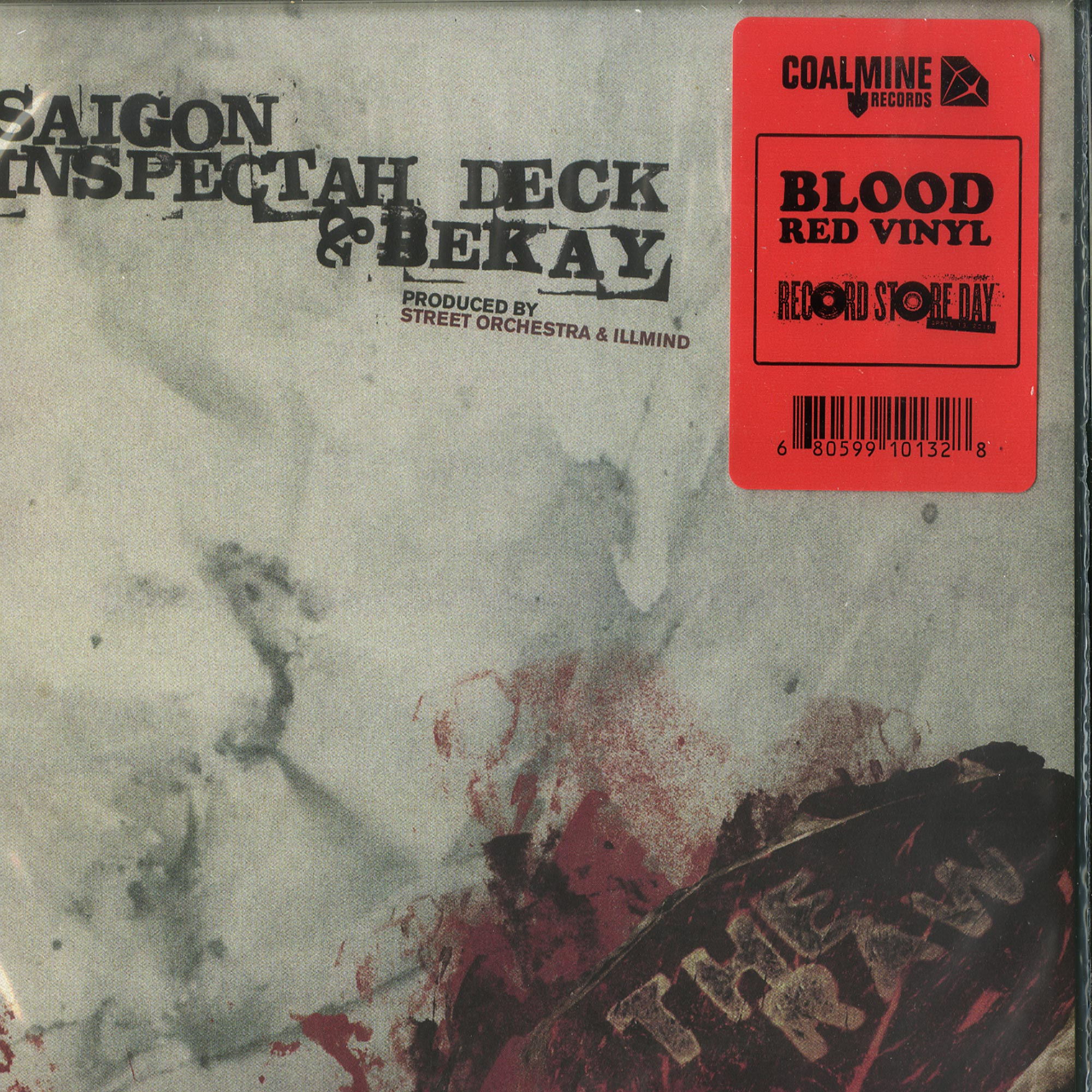 Saigon, Inspectah Deck & Bekay - THE RAW