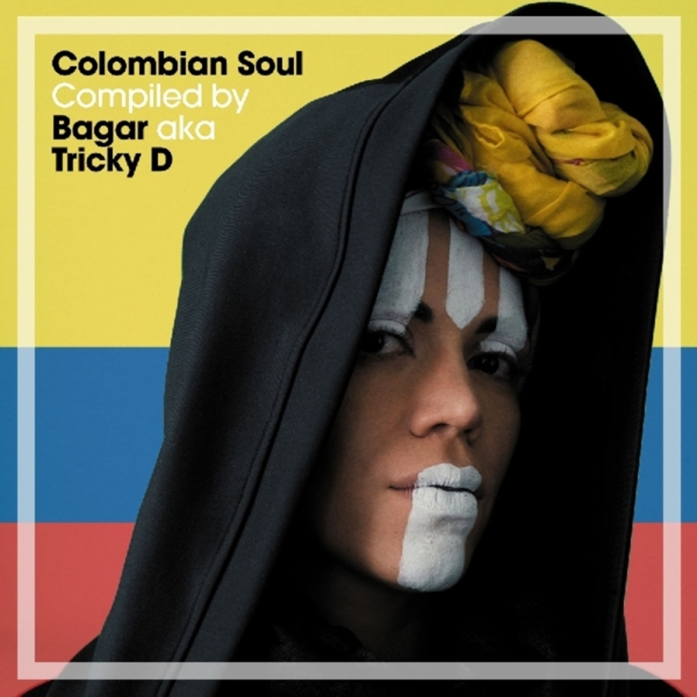 VA compiled By Bagar aka Tricky D - COLOMBIAN SOUL