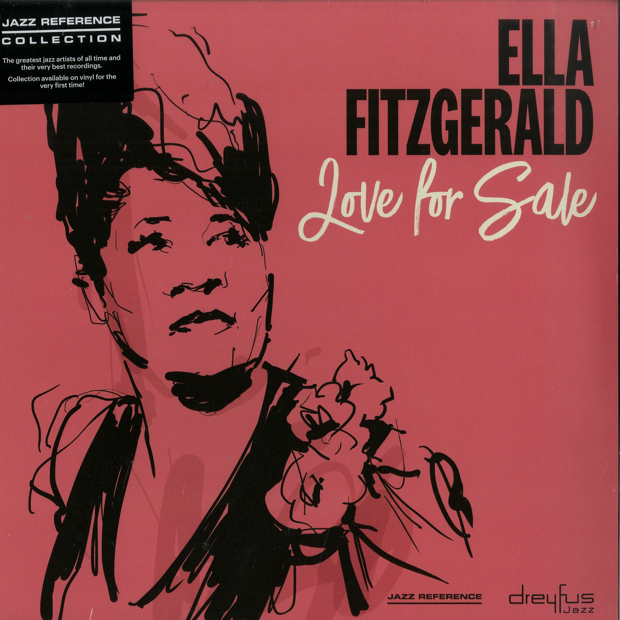 Elle Fitzgerald - LOVE FOR SALE