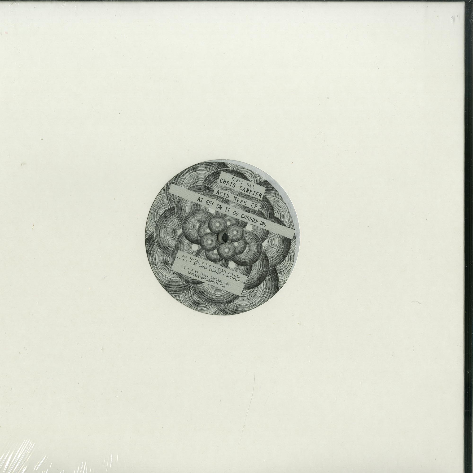 Various Artists - TABLA TRIPLE PACKER